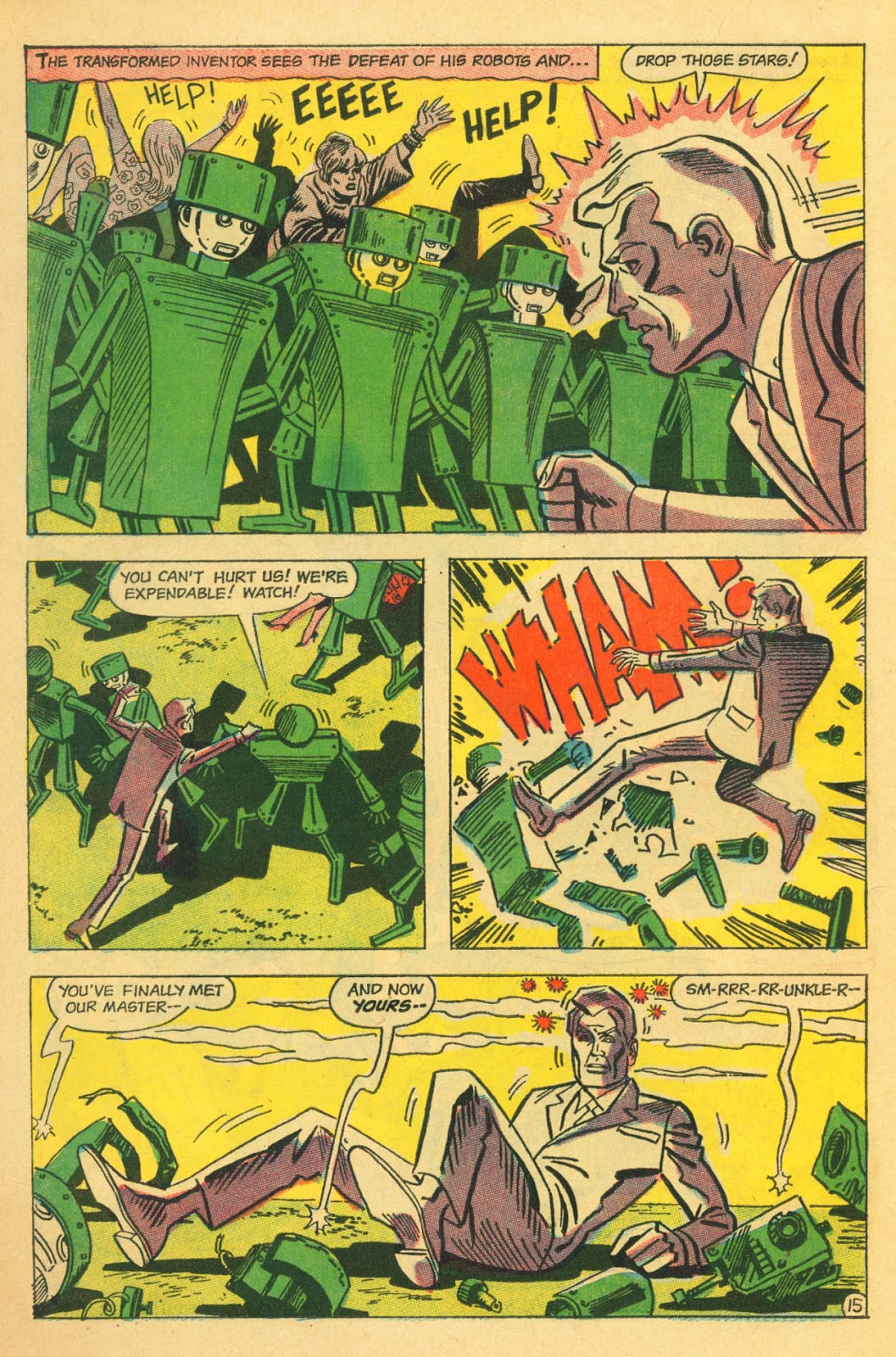 Metal Men (1963) issue 22 - Page 22