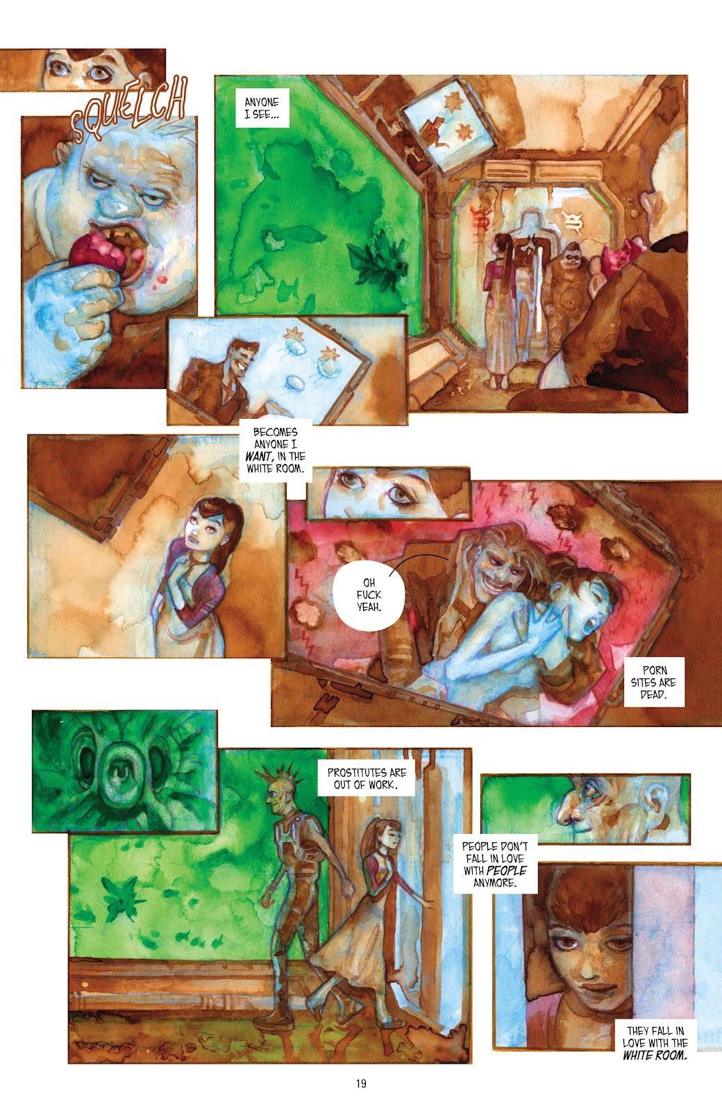 Read online Strange Adventures (2014) comic -  Issue # TPB (Part 1) - 17