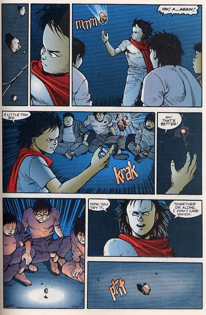 Read online Akira comic -  Issue #17 - 54