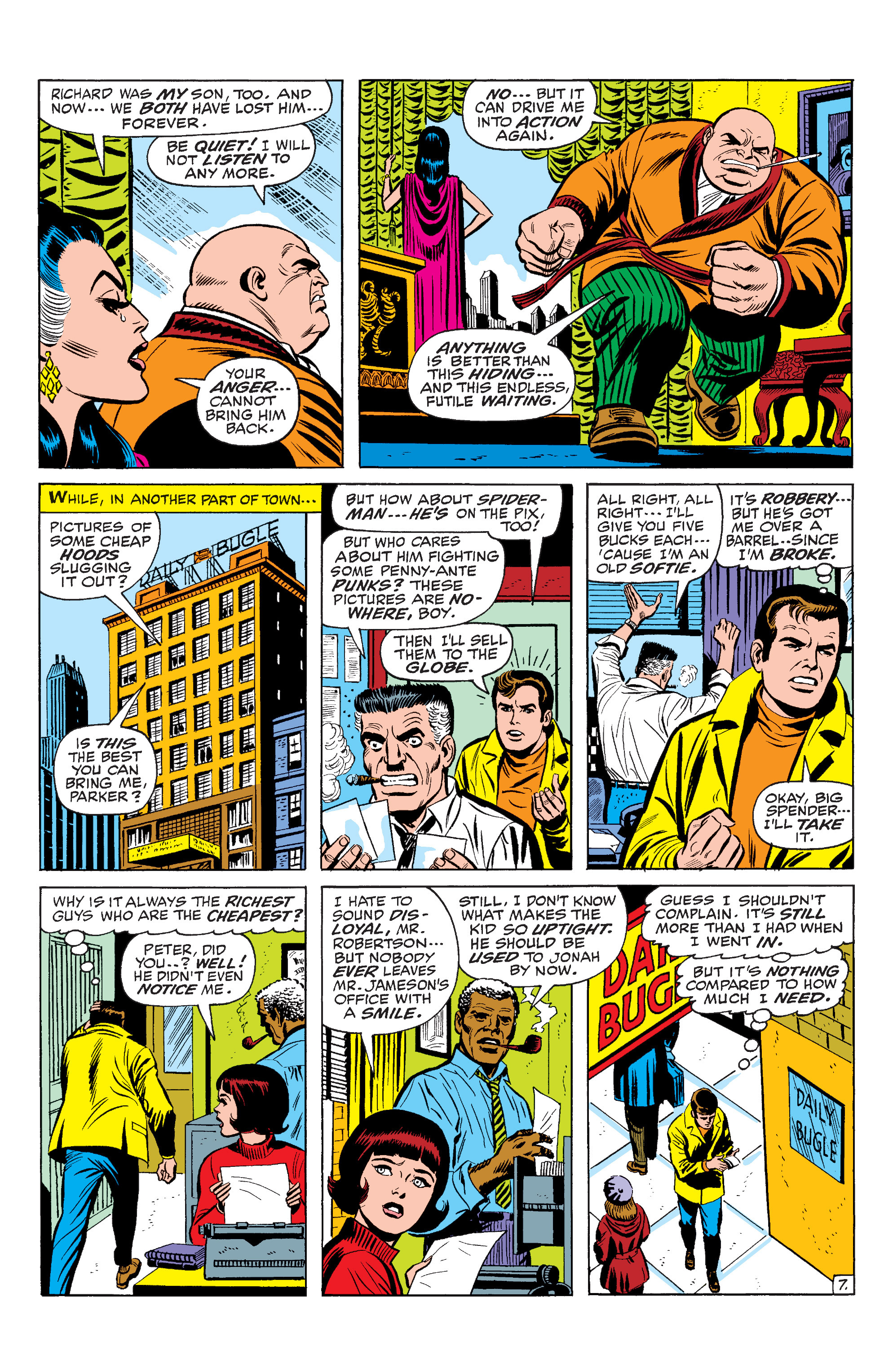 The Amazing Spider-Man (1963) 83 Page 7
