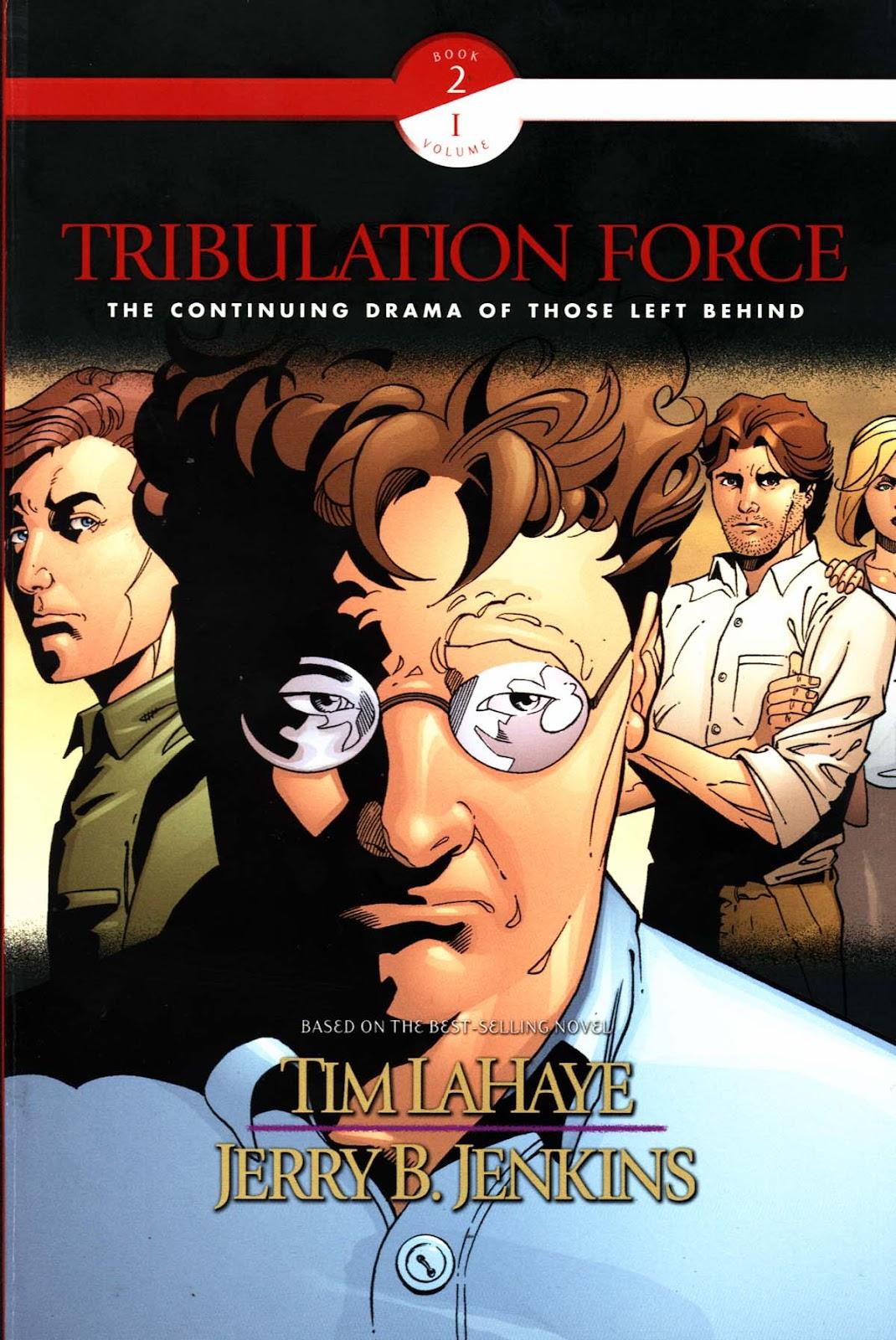 Tribulation Force 1 Page 1