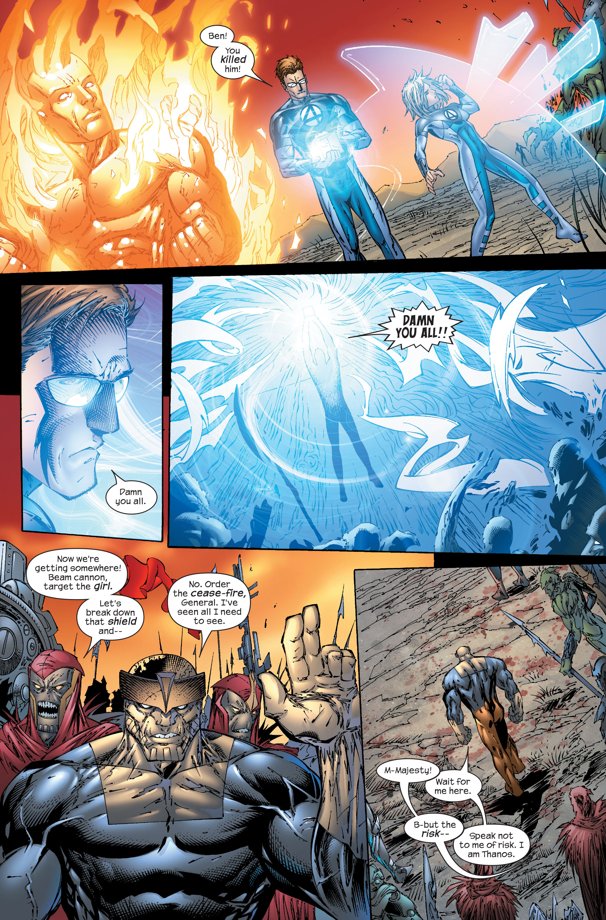 Read online Ultimate Fantastic Four (2004) comic -  Issue #51 - 18