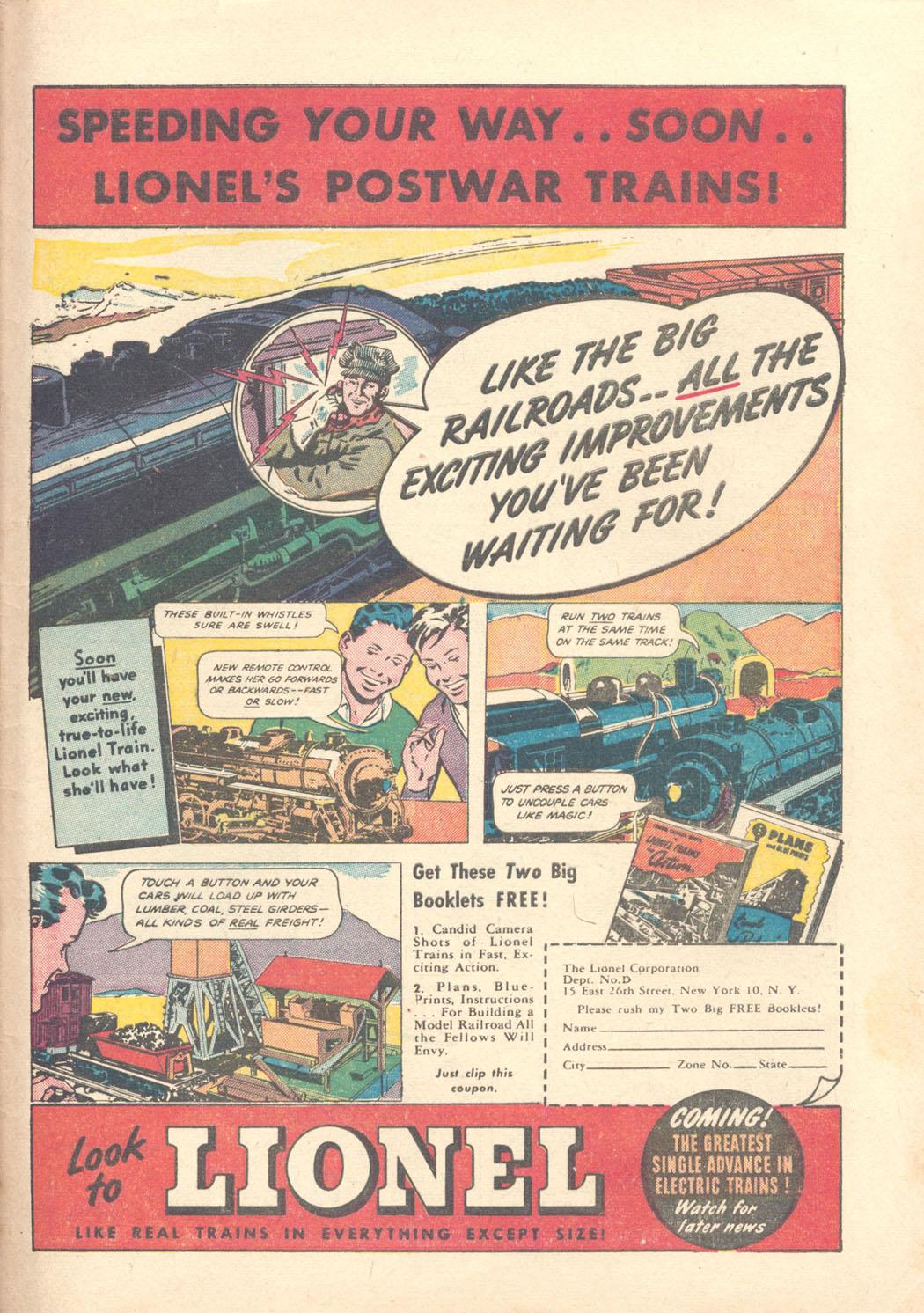 Read online Wonder Woman (1942) comic -  Issue #15 - 49