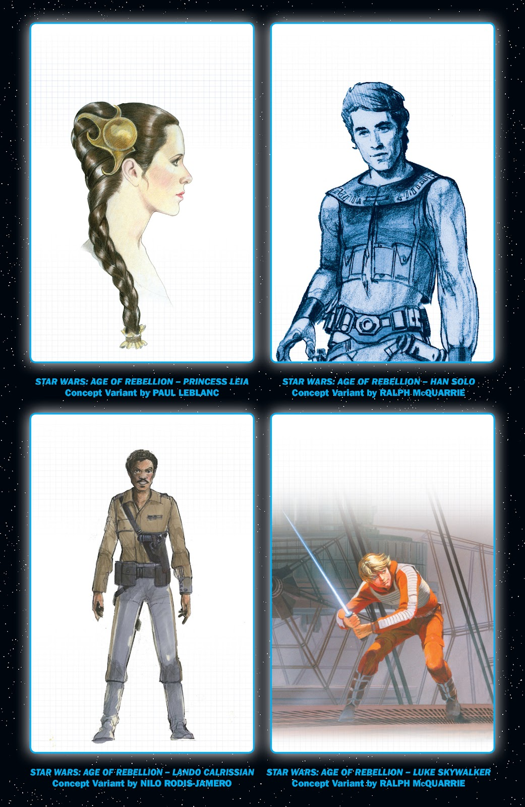 Read online Star Wars: Age of Rebellion - Heroes comic -  Issue # TPB - 125