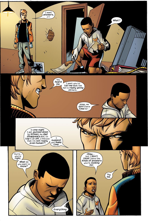 Read online Machine Teen comic -  Issue #4 - 7