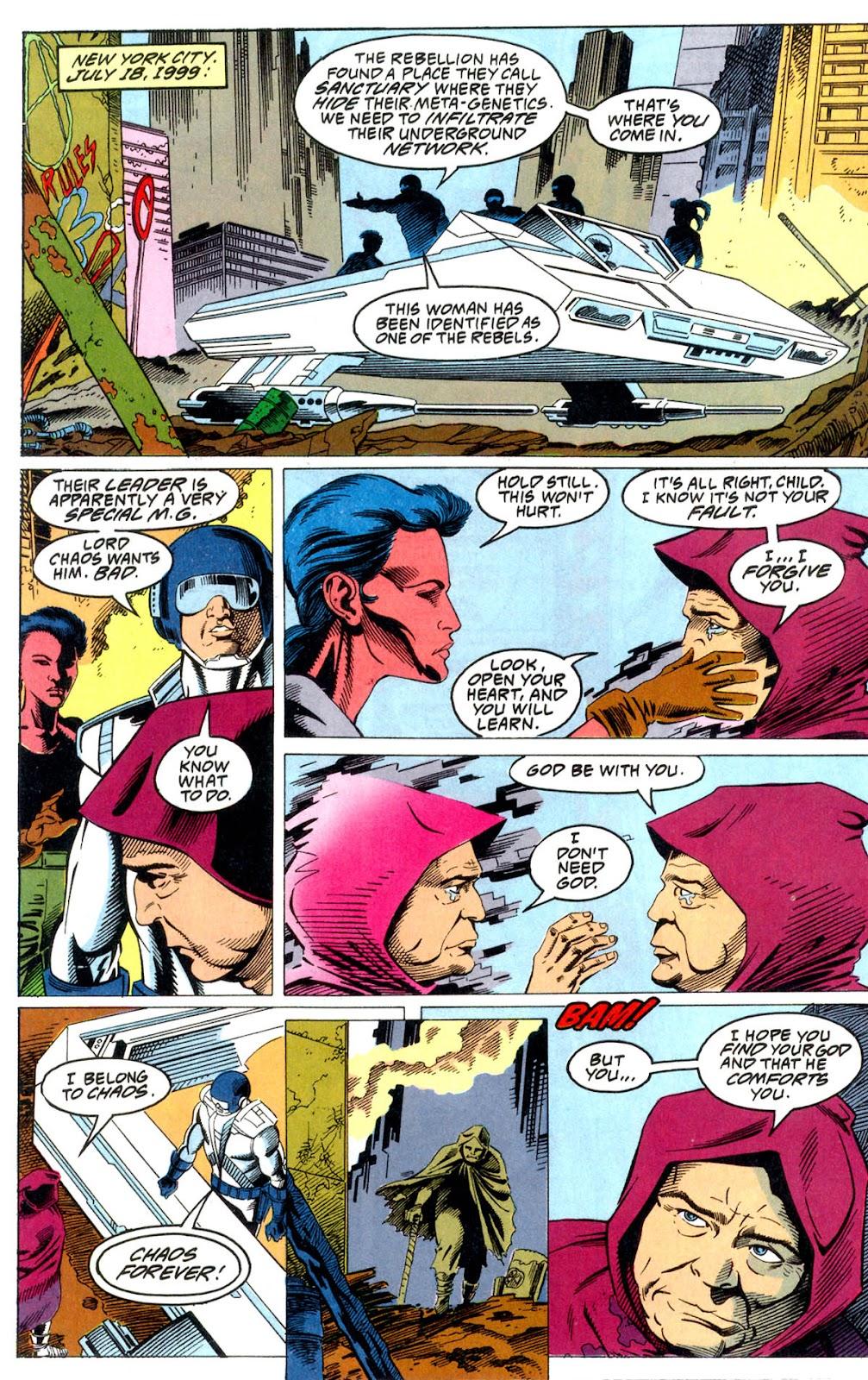 Read online Team Titans comic -  Issue #1b - 15