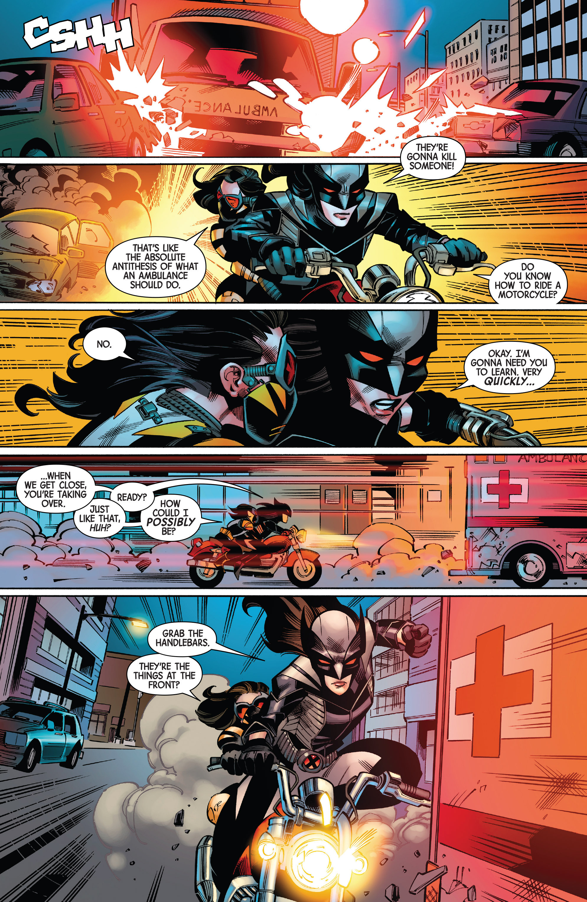 Read online All-New Wolverine (2016) comic -  Issue #20 - 12