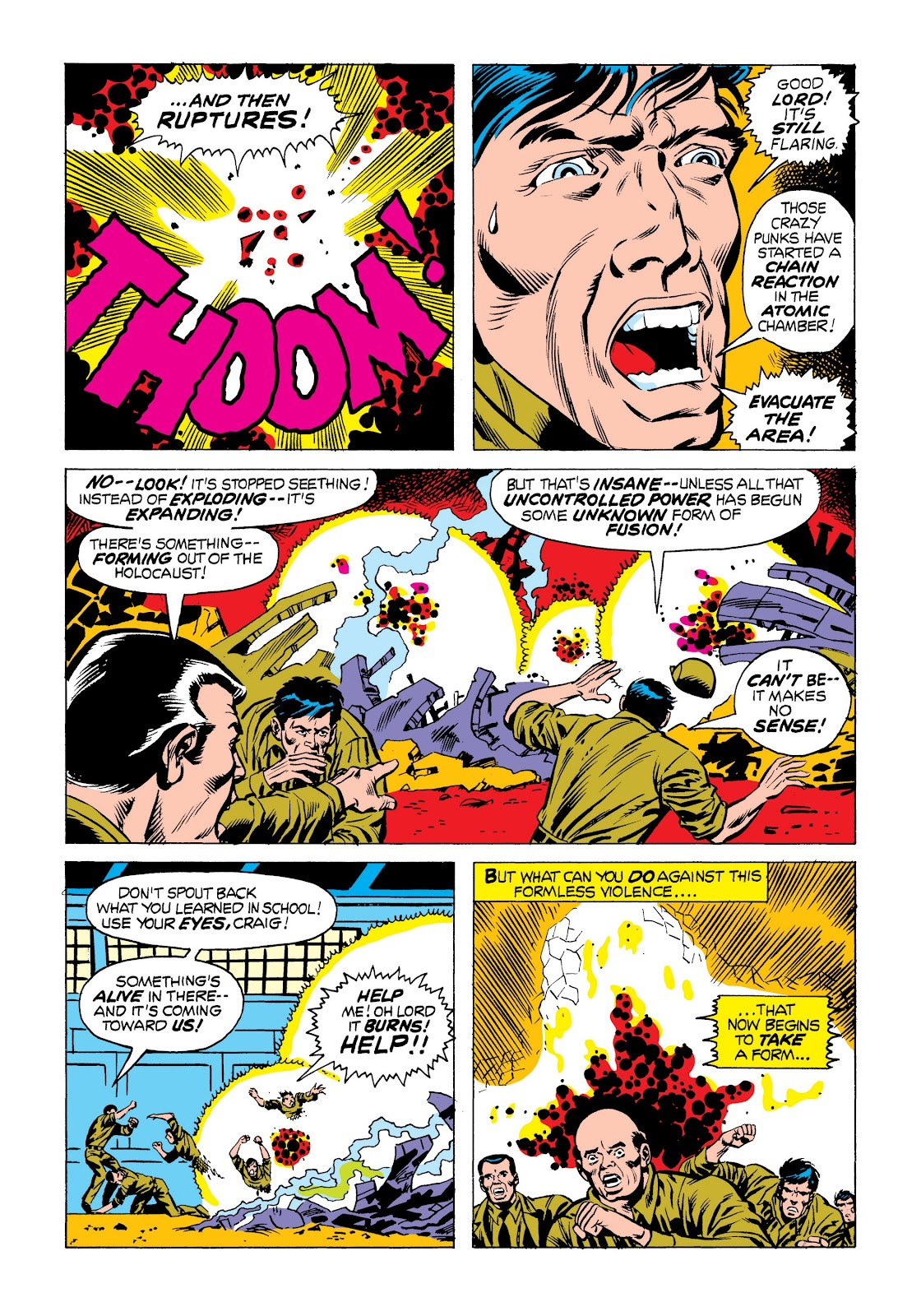 Read online Marvel Masterworks: The Incredible Hulk comic -  Issue # TPB 9 (Part 3) - 1