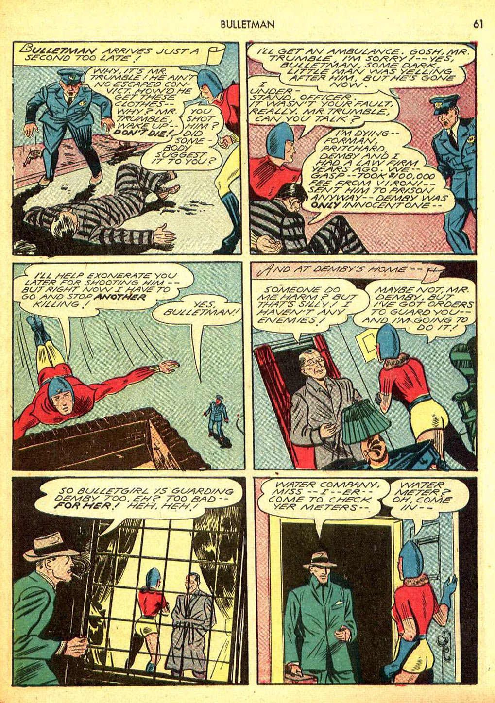 Bulletman issue 12 - Page 60