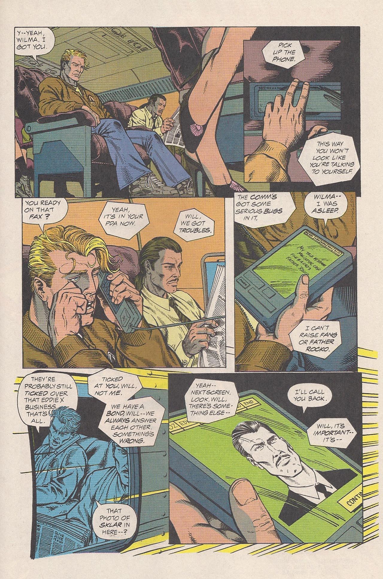 Read online Triumph comic -  Issue #2 - 27