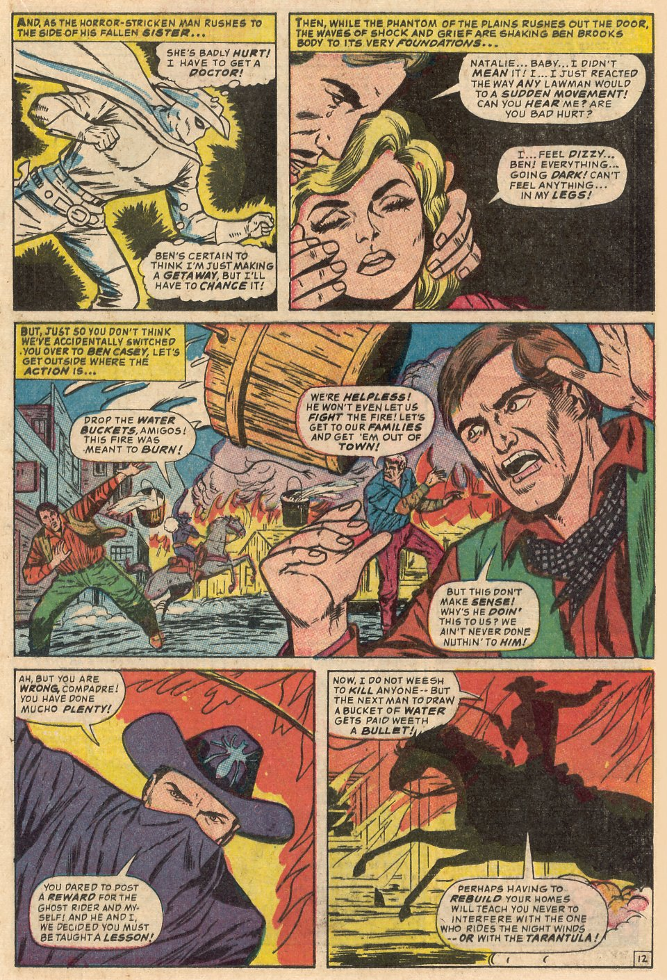 The Ghost Rider Issue #5 #5 - English 17