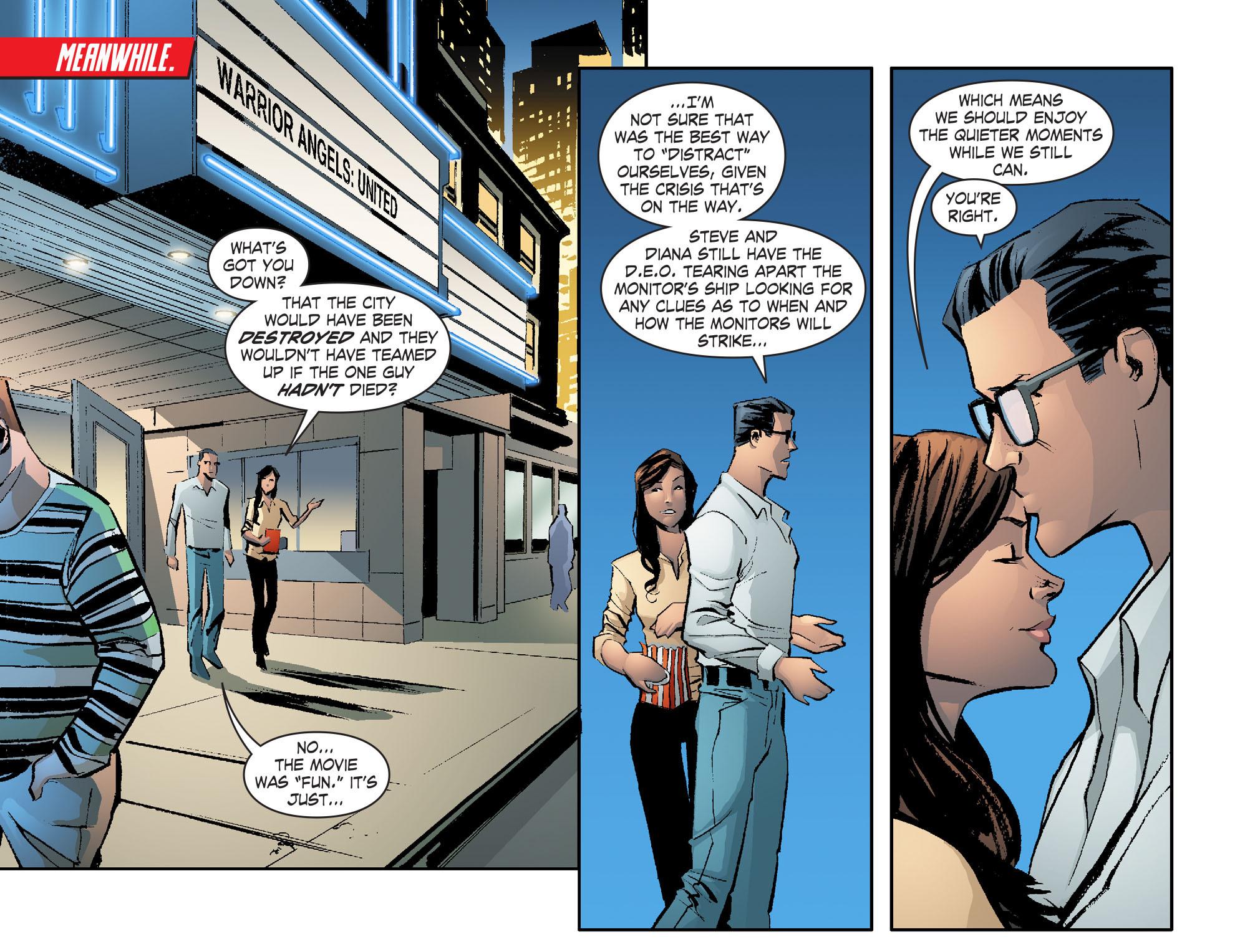 Read online Smallville: Lantern [I] comic -  Issue #1 - 15