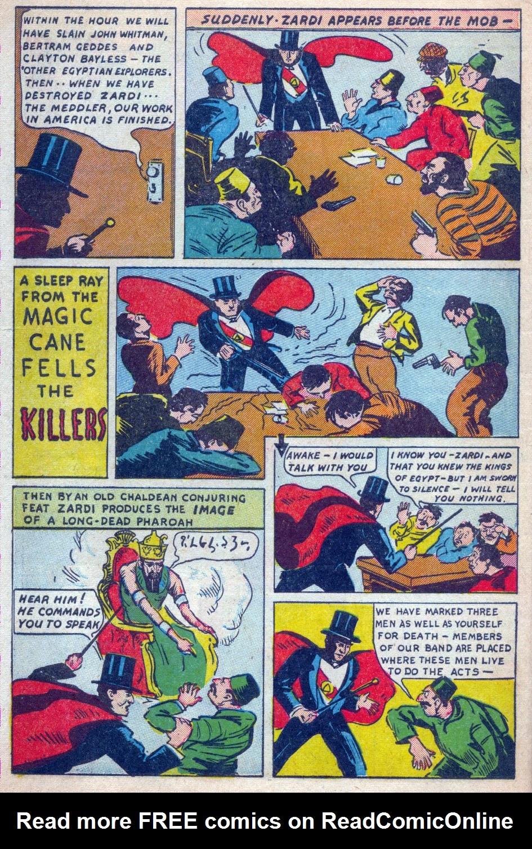 Read online Amazing Man Comics comic -  Issue #15 - 63