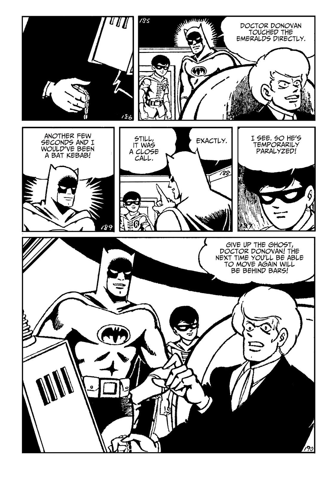 Read online Batman - The Jiro Kuwata Batmanga comic -  Issue #51 - 30