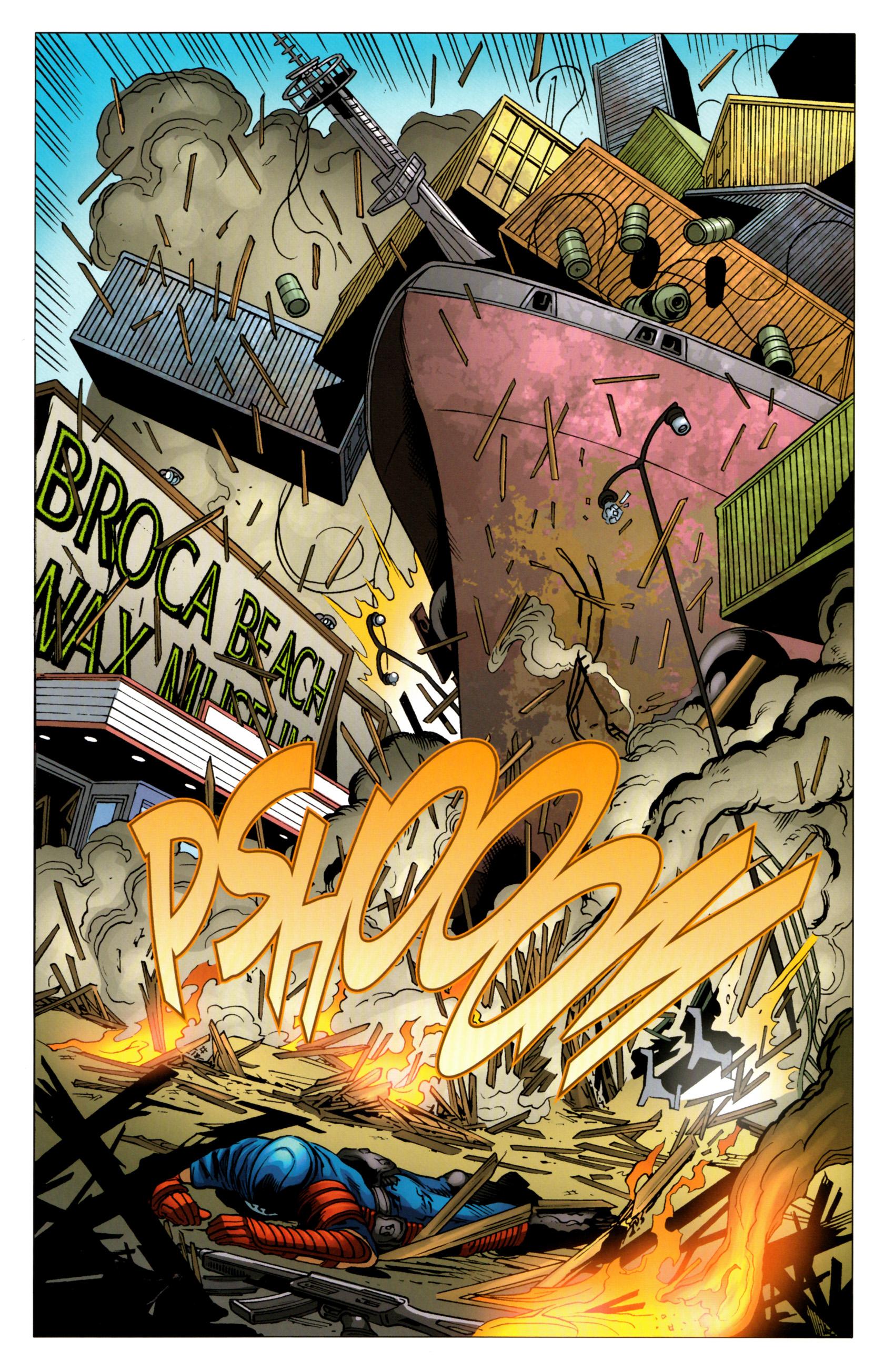 G.I. Joe: A Real American Hero 179 Page 19