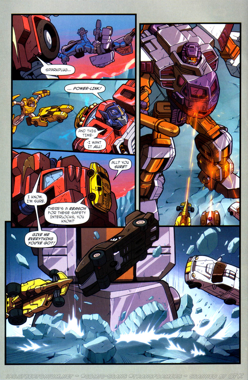 Read online Transformers Armada comic -  Issue #13 - 18