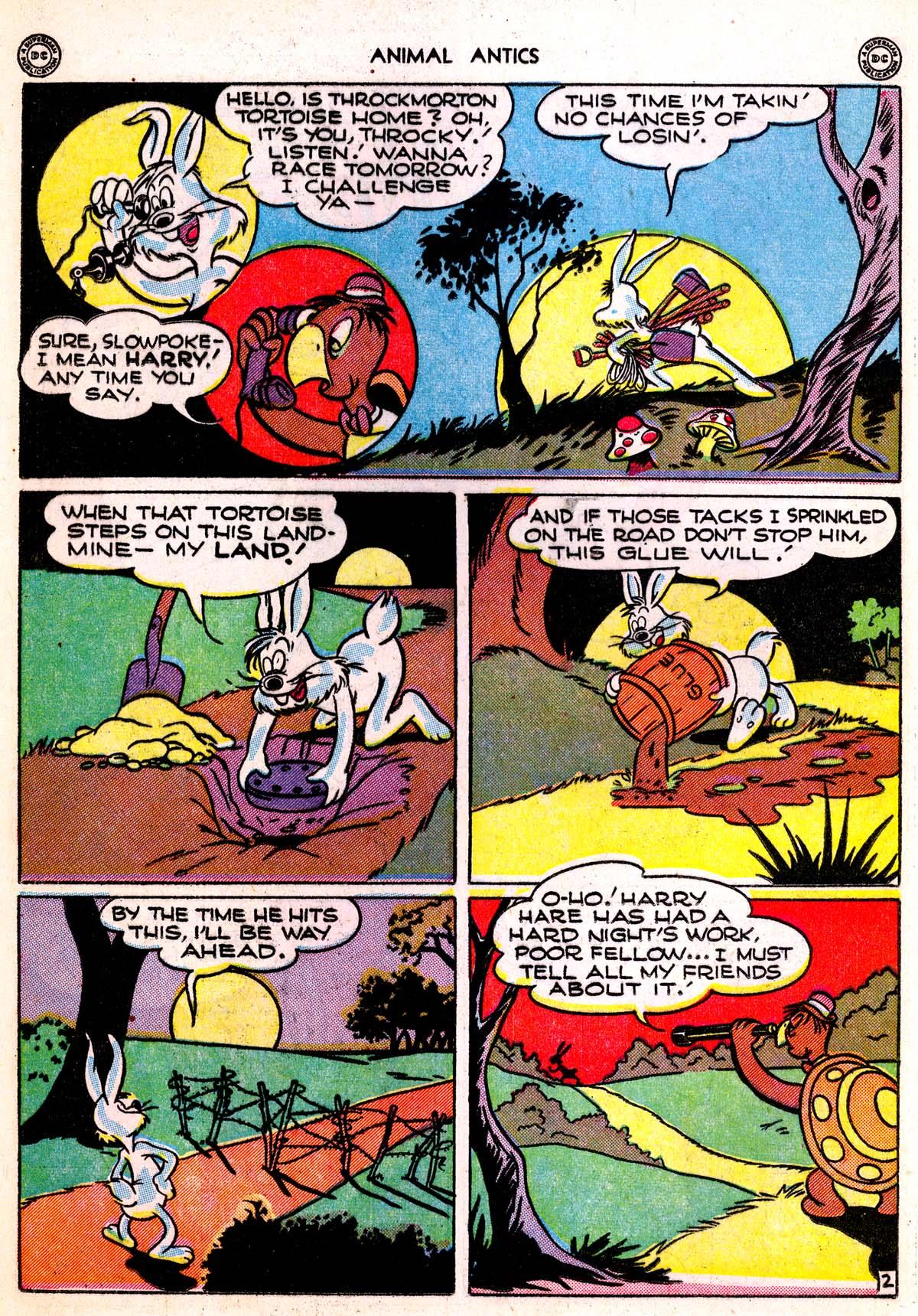 Read online Animal Antics comic -  Issue #1 - 22