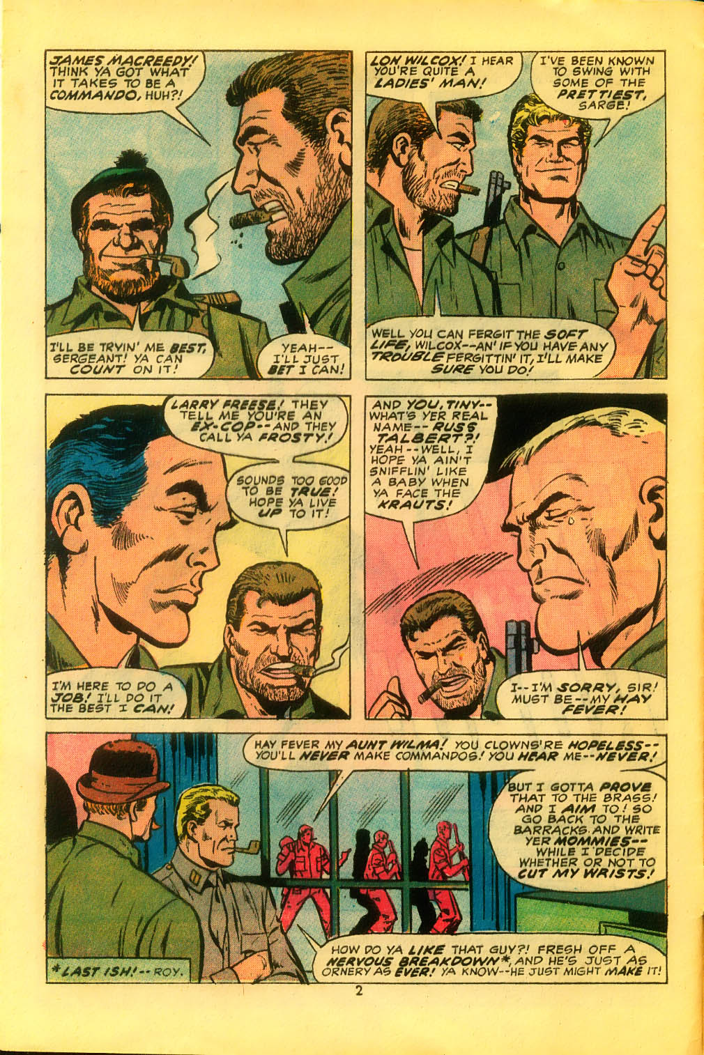 Read online Sgt. Fury comic -  Issue #116 - 4