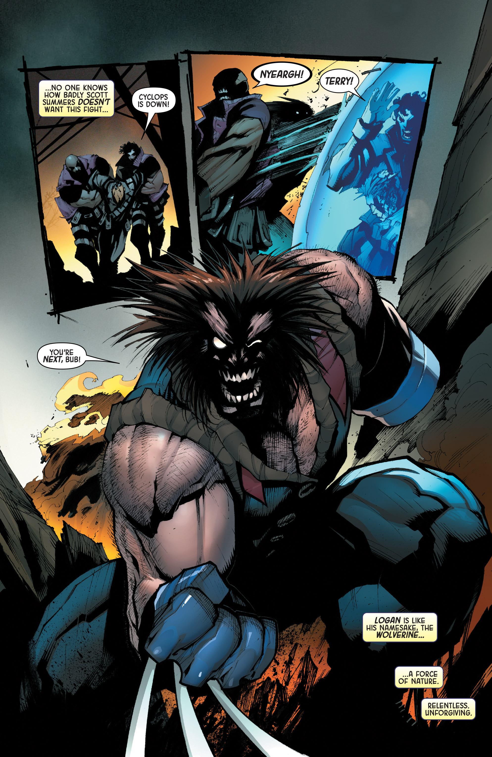 Read online Age of Apocalypse (2015) comic -  Issue #2 - 7