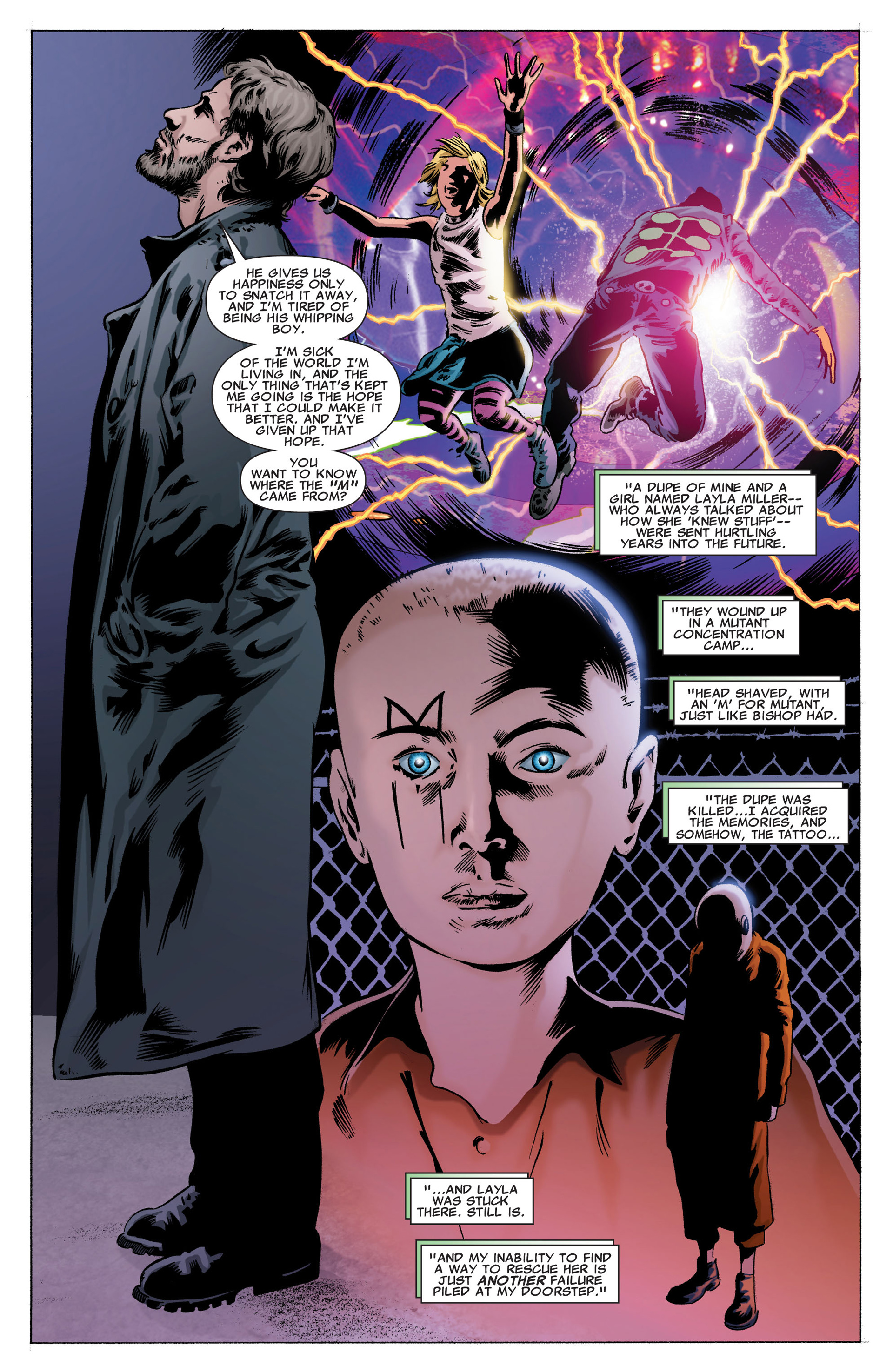 Read online X-Factor (2006) comic -  Issue #40 - 17
