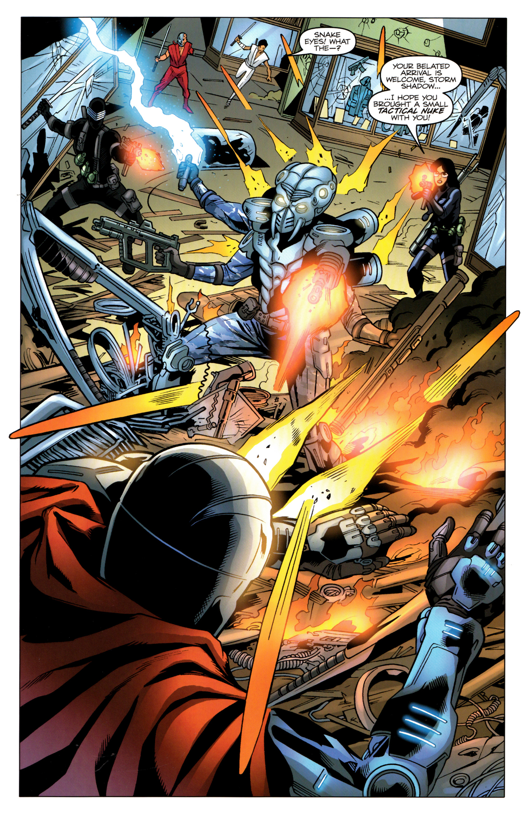 G.I. Joe: A Real American Hero 179 Page 17