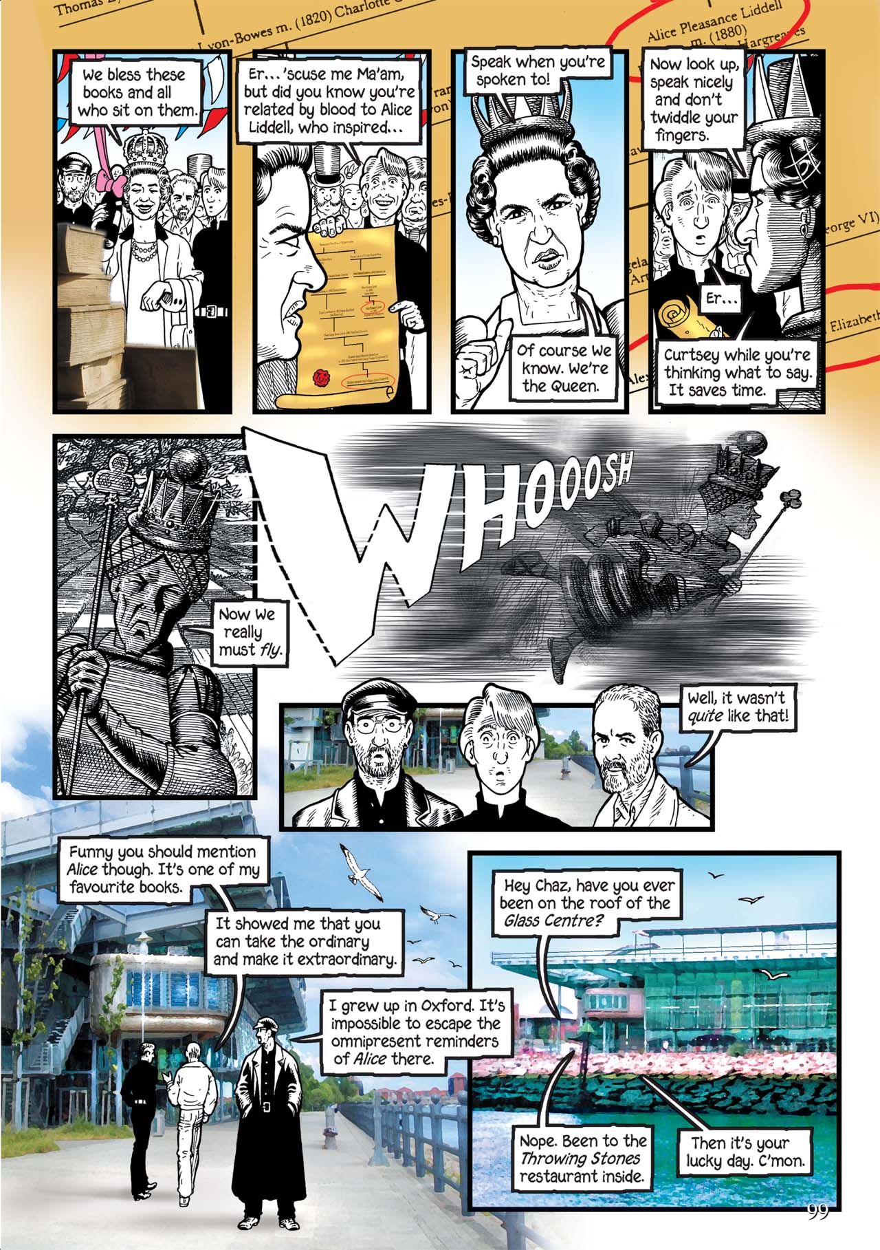 Read online Alice in Sunderland comic -  Issue # Full - 103