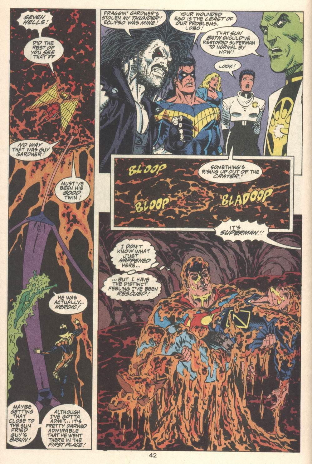 Read online Adventures of Superman (1987) comic -  Issue #Adventures of Superman (1987) _Annual 4 - 43