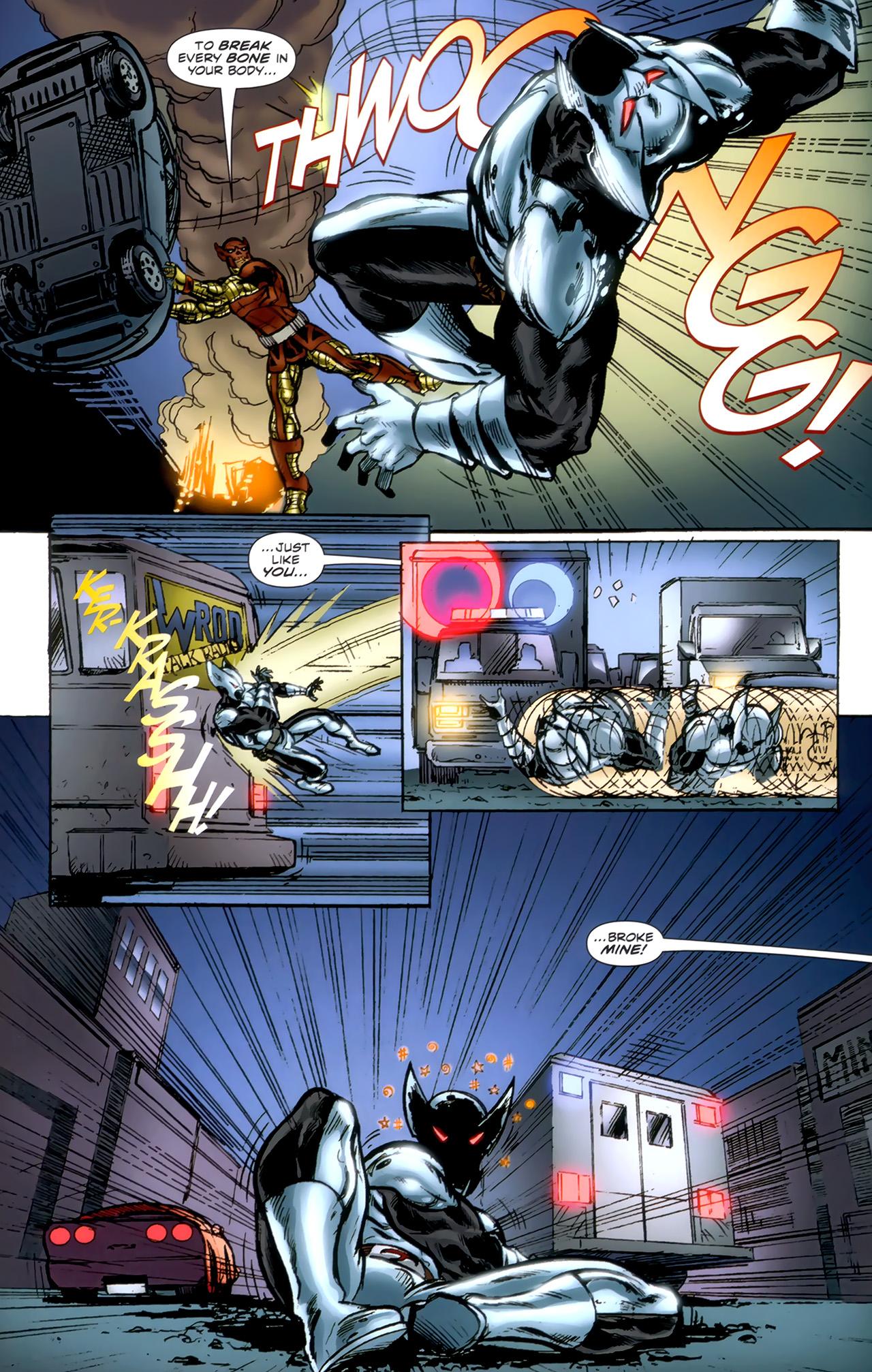 Read online ShadowHawk (2010) comic -  Issue #1 - 14