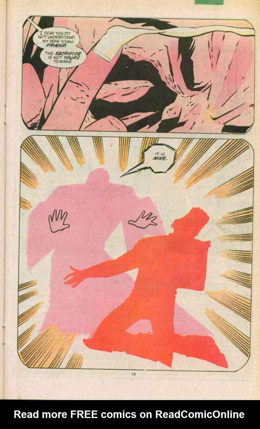 Read online Justice (1986) comic -  Issue #11 - 20