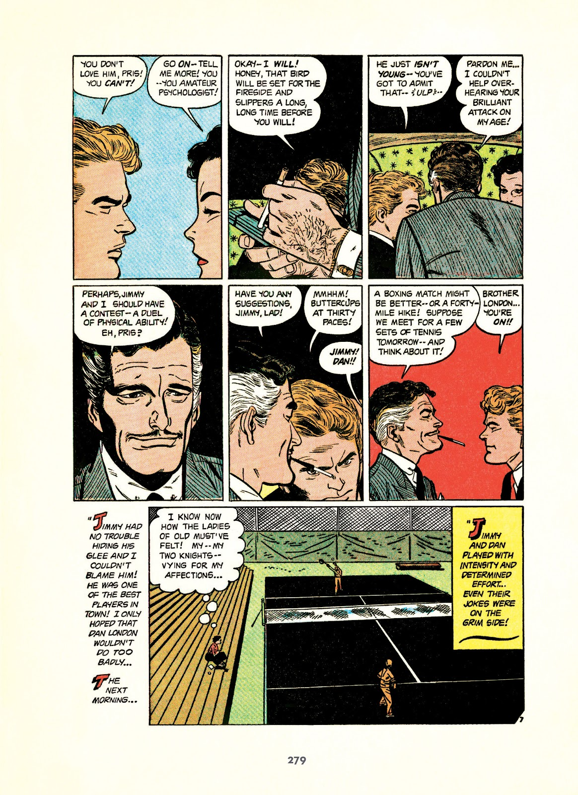 Read online Setting the Standard: Comics by Alex Toth 1952-1954 comic -  Issue # TPB (Part 3) - 80
