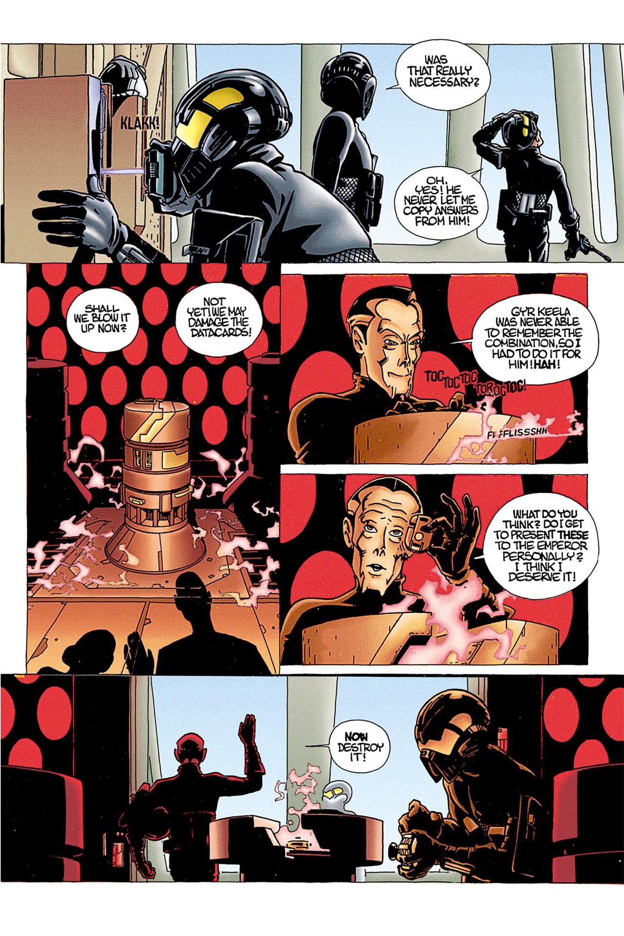 Read online Star Wars Omnibus comic -  Issue # Vol. 1 - 217