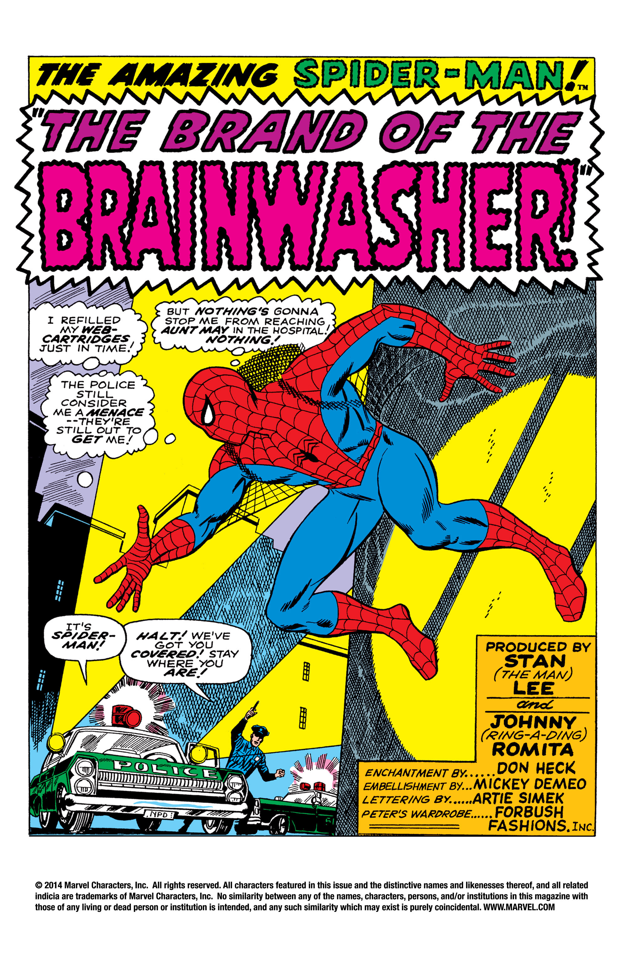 The Amazing Spider-Man (1963) 59 Page 1