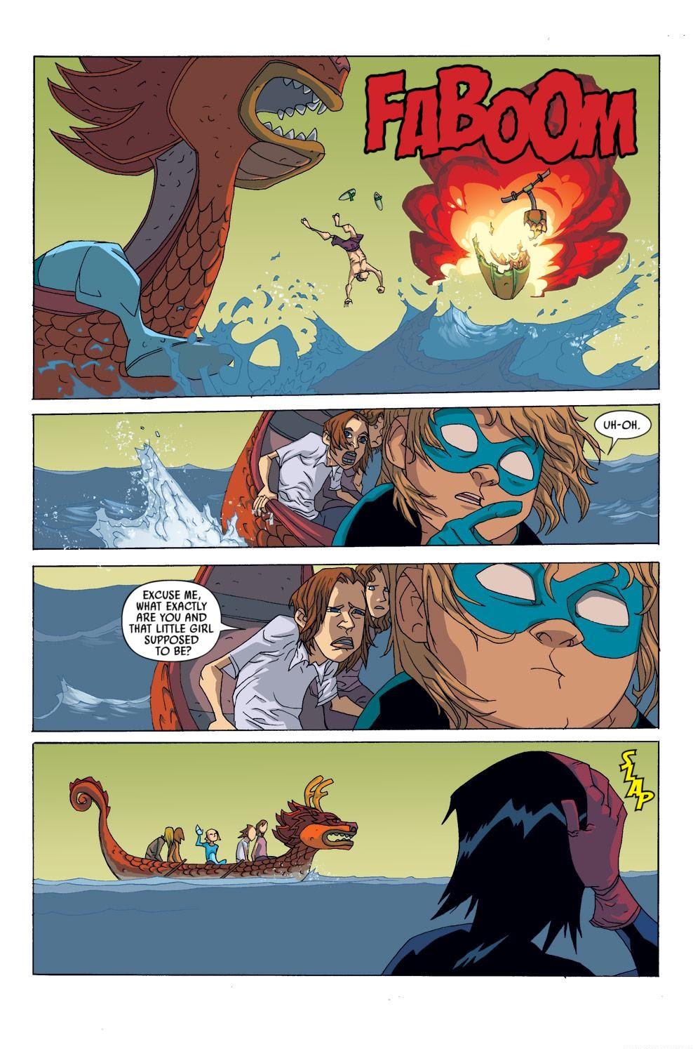 Read online Takio (2012) comic -  Issue #2 - 9