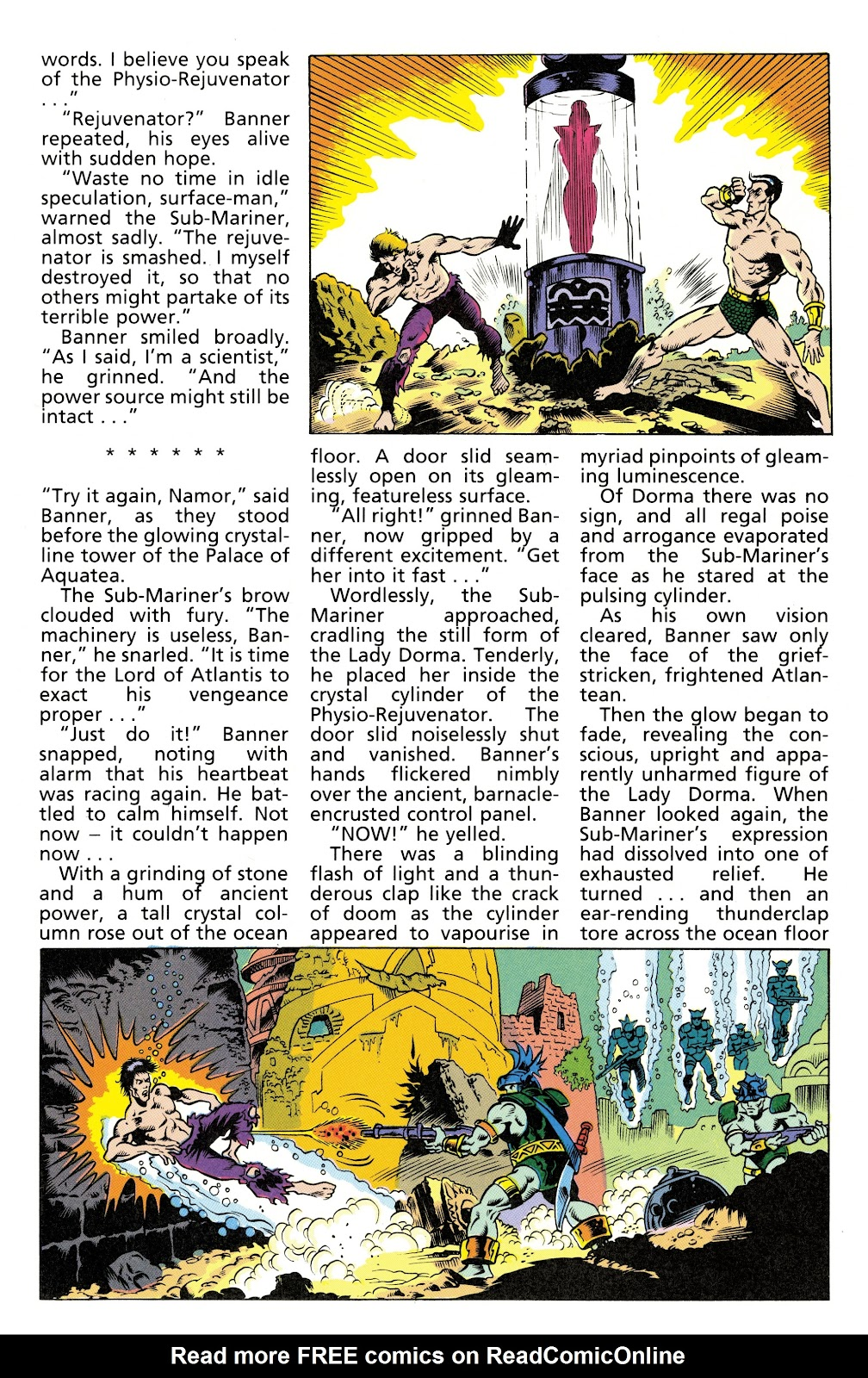 Read online Hulk: From The Marvel UK Vaults comic -  Issue # TPB (Part 3) - 33