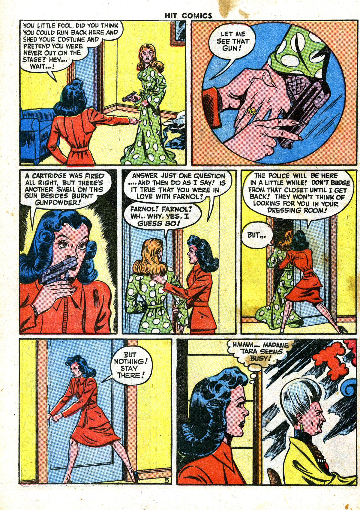 Read online Hit Comics comic -  Issue #41 - 34