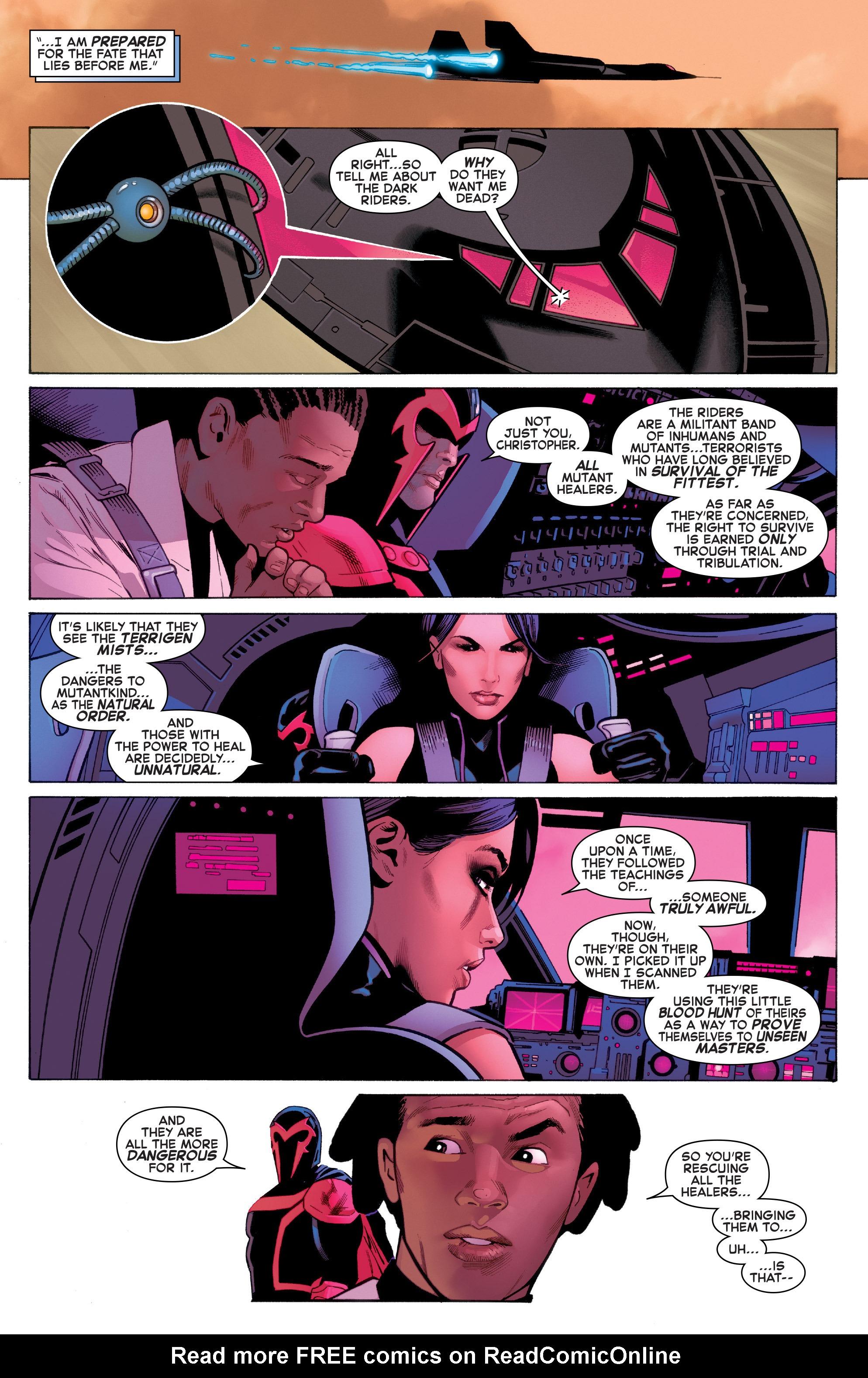 Read online Uncanny X-Men (2016) comic -  Issue #3 - 16