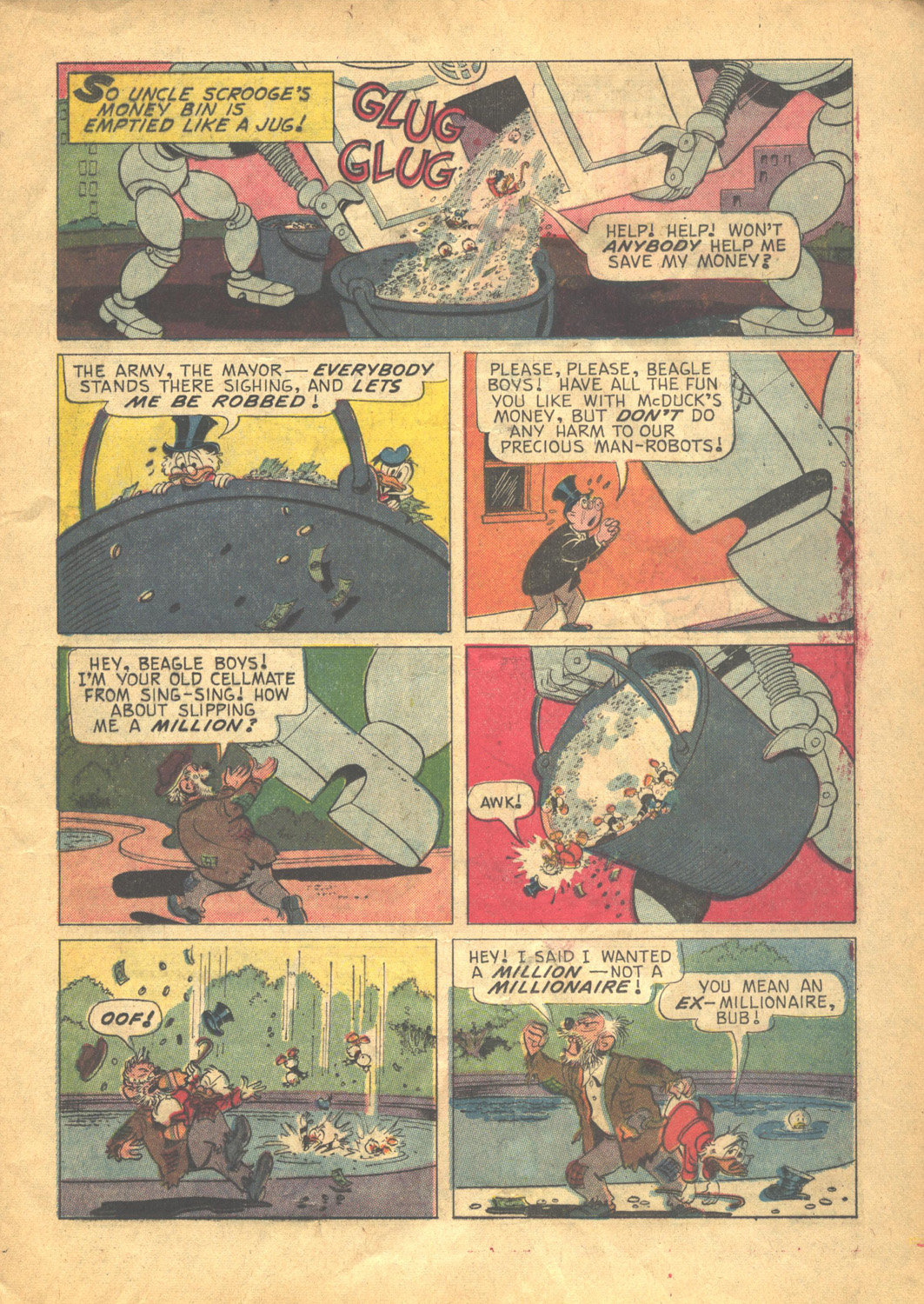 Read online Uncle Scrooge (1953) comic -  Issue #58 - 13