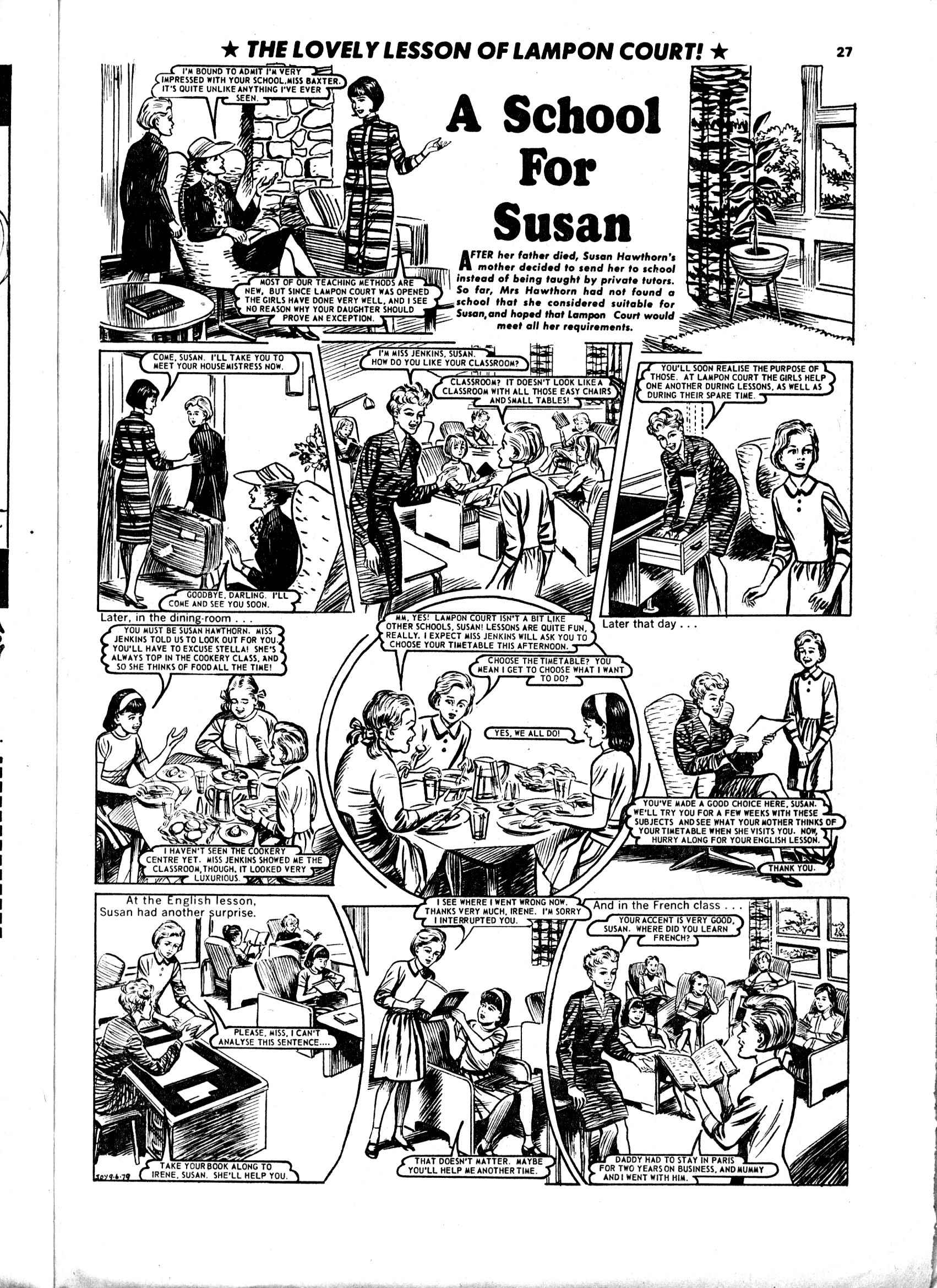 Read online Judy comic -  Issue #13 - 27