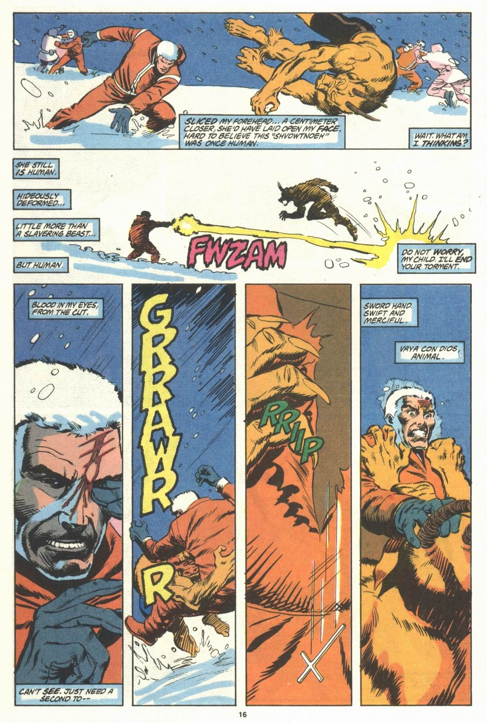 Read online Justice (1986) comic -  Issue #29 - 17