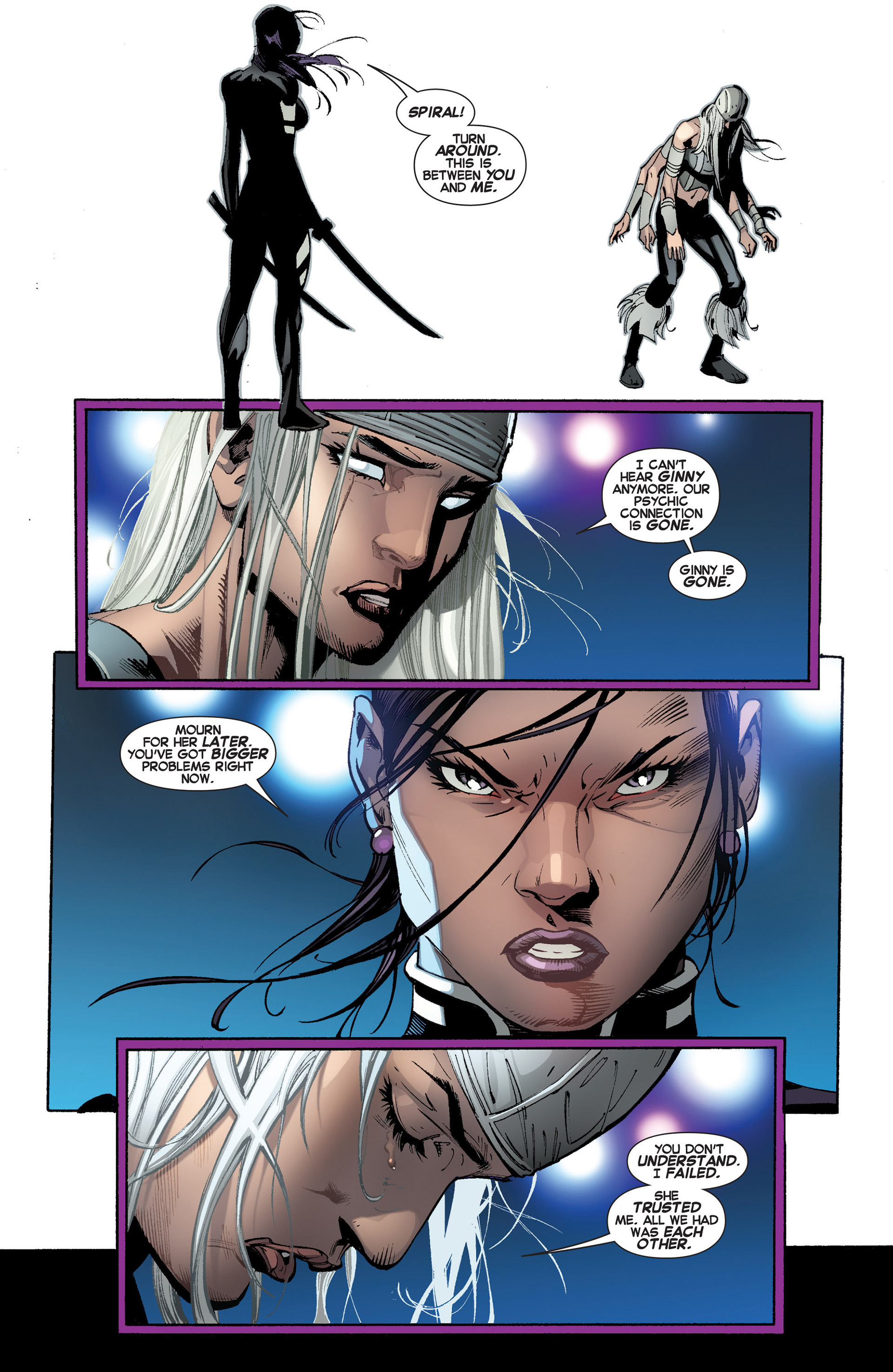 Read online Uncanny X-Force (2013) comic -  Issue #4 - 16