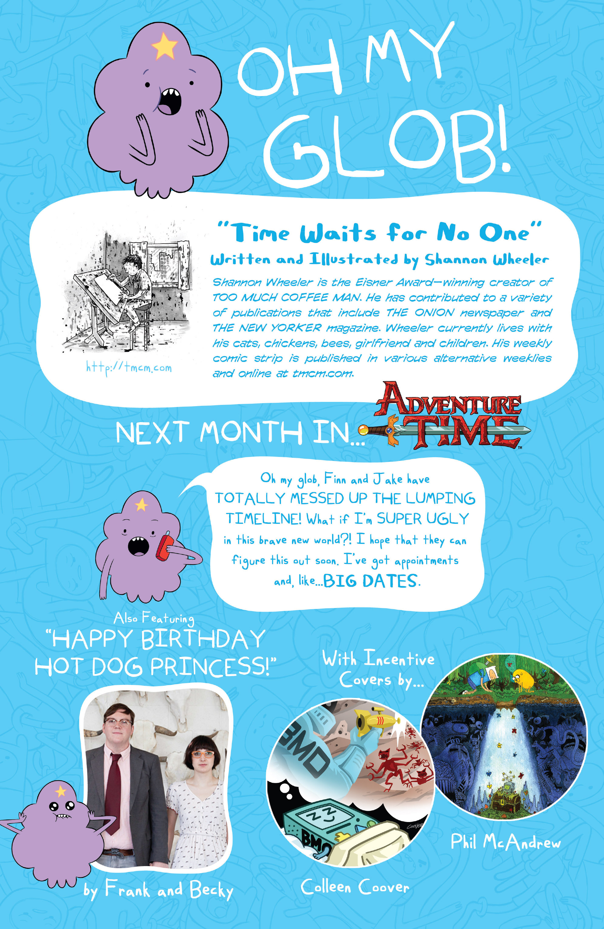 Read online Adventure Time comic -  Issue #7 - 27