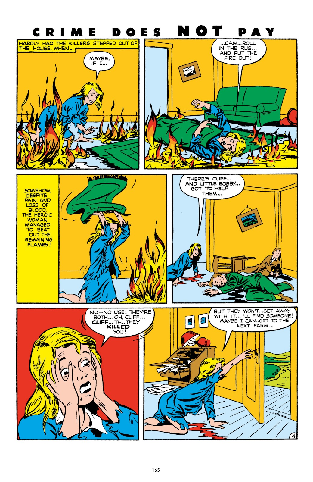 Read online Crime Does Not Pay Archives comic -  Issue # TPB 8 (Part 2) - 66