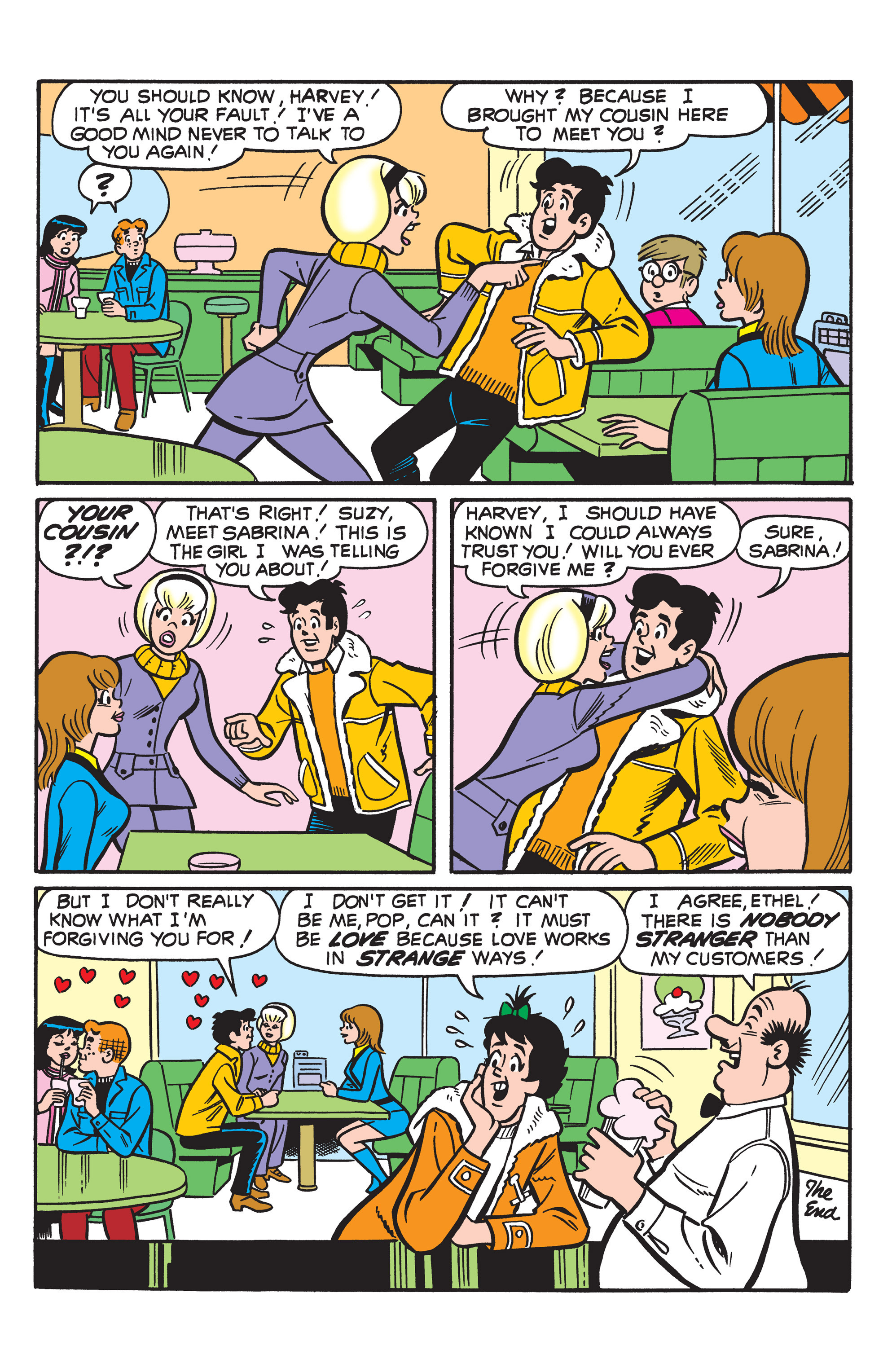 Read online Archie 75 Series comic -  Issue #2 - 9