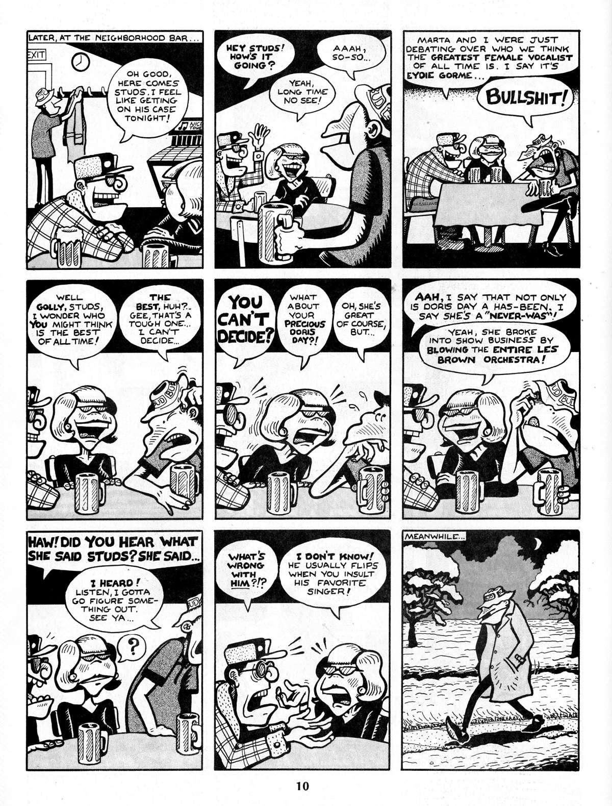Read online Neat Stuff comic -  Issue #3 - 12