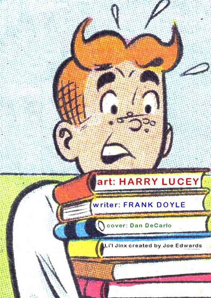 Read online Archie (1960) comic -  Issue #187 - 37
