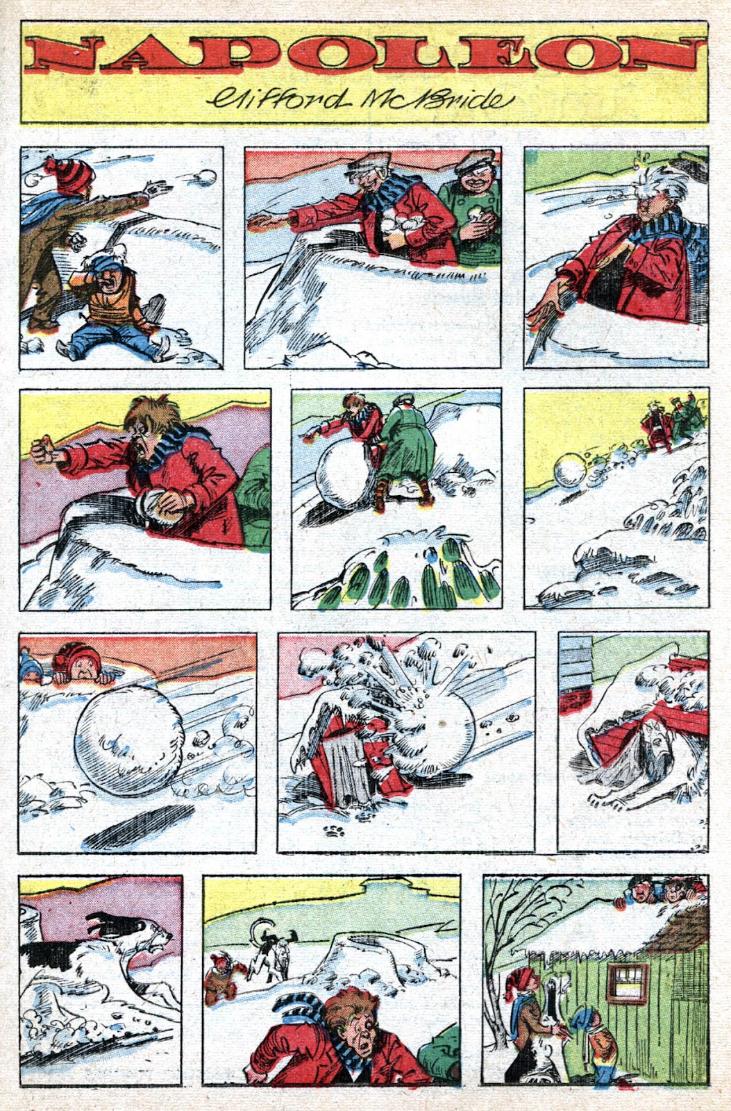 Read online Famous Funnies comic -  Issue #184 - 17