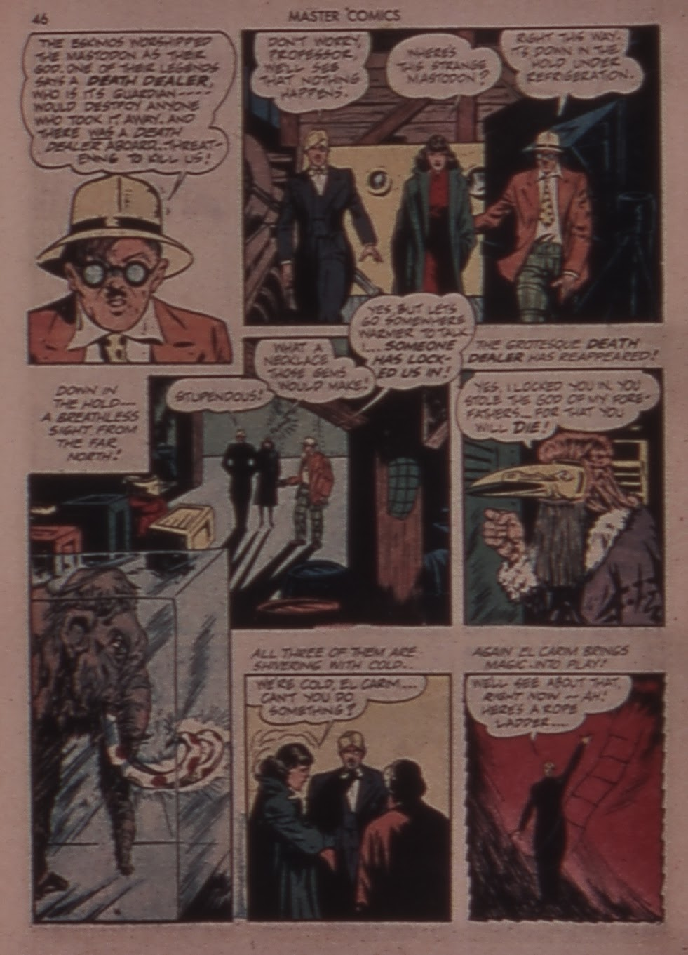 Master Comics issue 30 - Page 46
