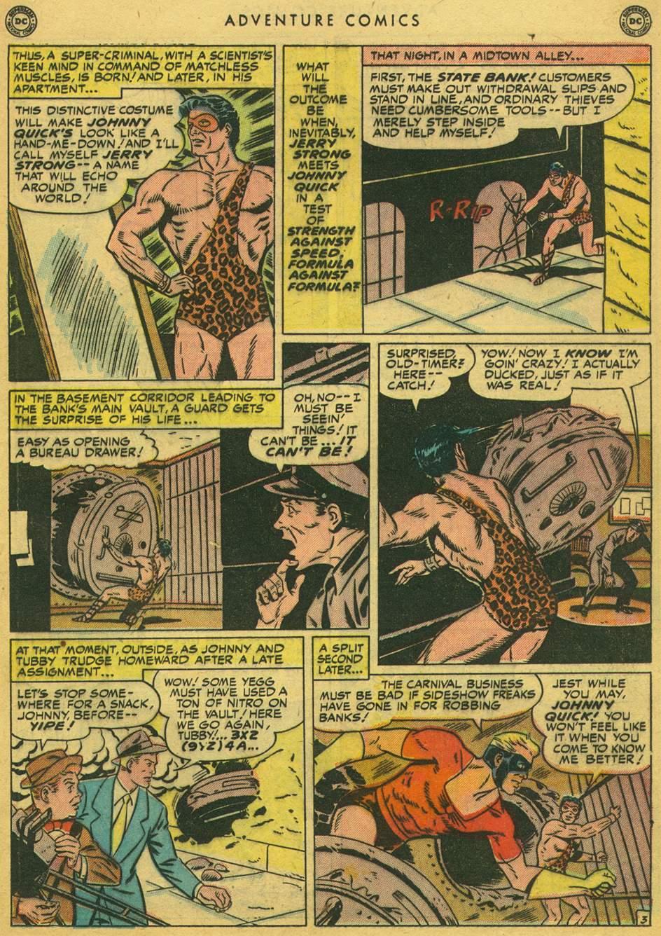 Read online Adventure Comics (1938) comic -  Issue #164 - 19
