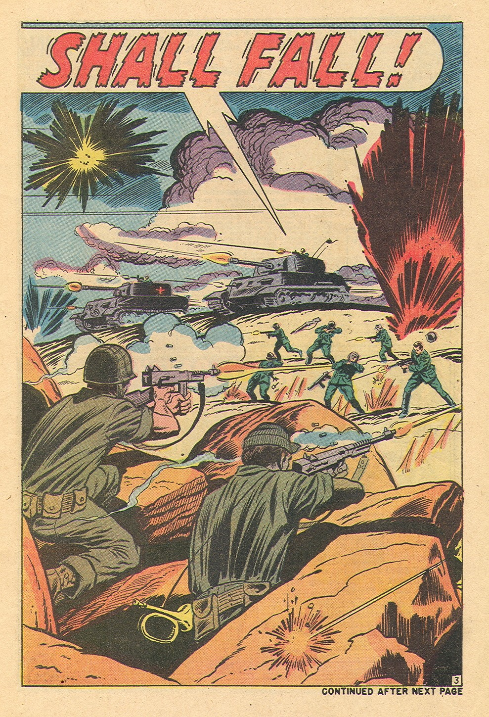 Read online Sgt. Fury comic -  Issue #97 - 5
