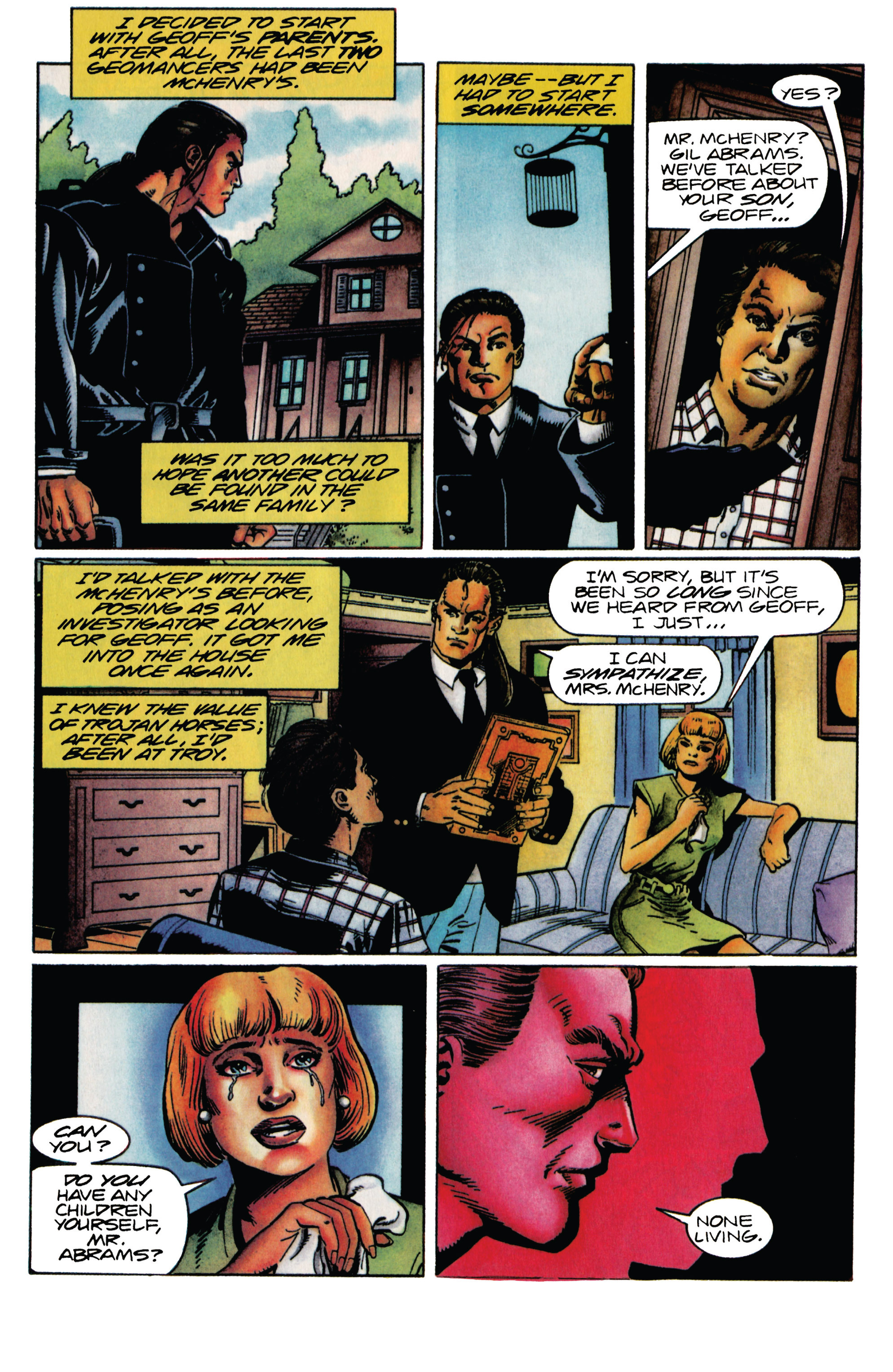 Read online Eternal Warrior (1992) comic -  Issue #27 - 9